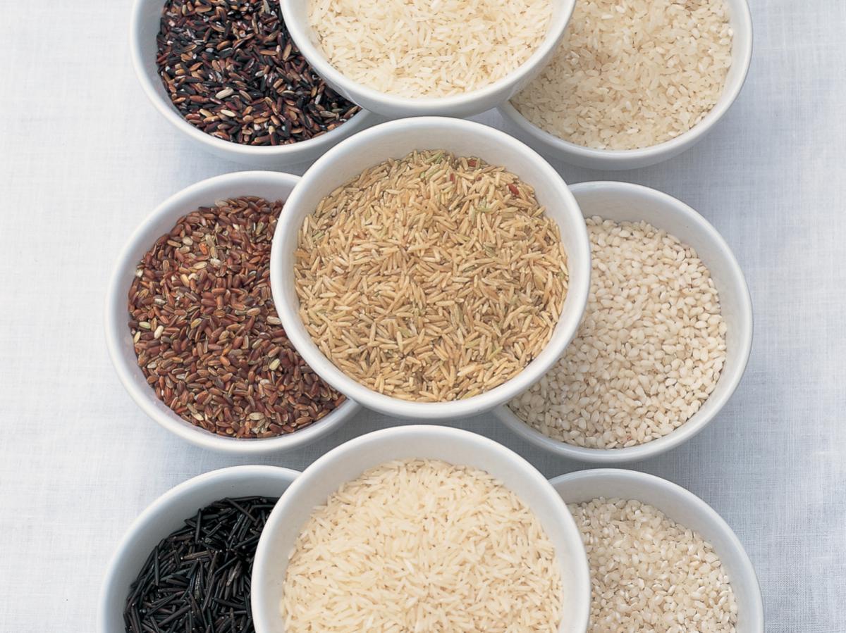 Ingredient htc rice