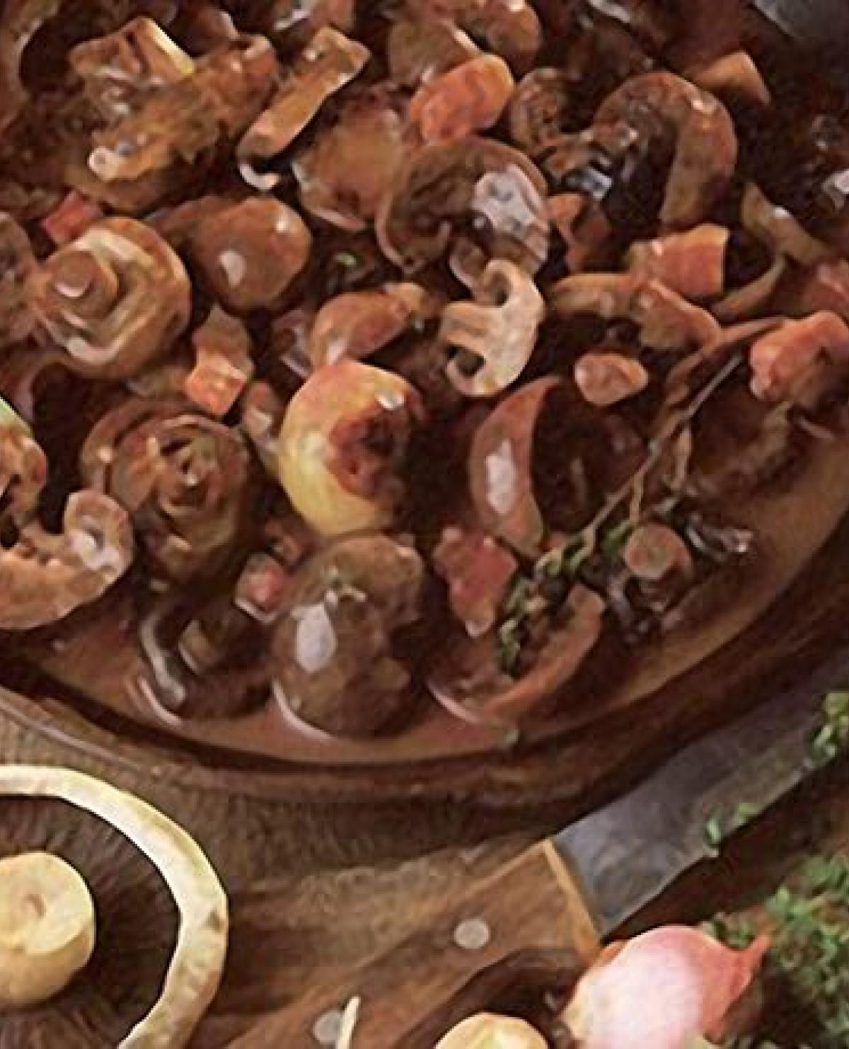 A picture of Delia's Offal recipes