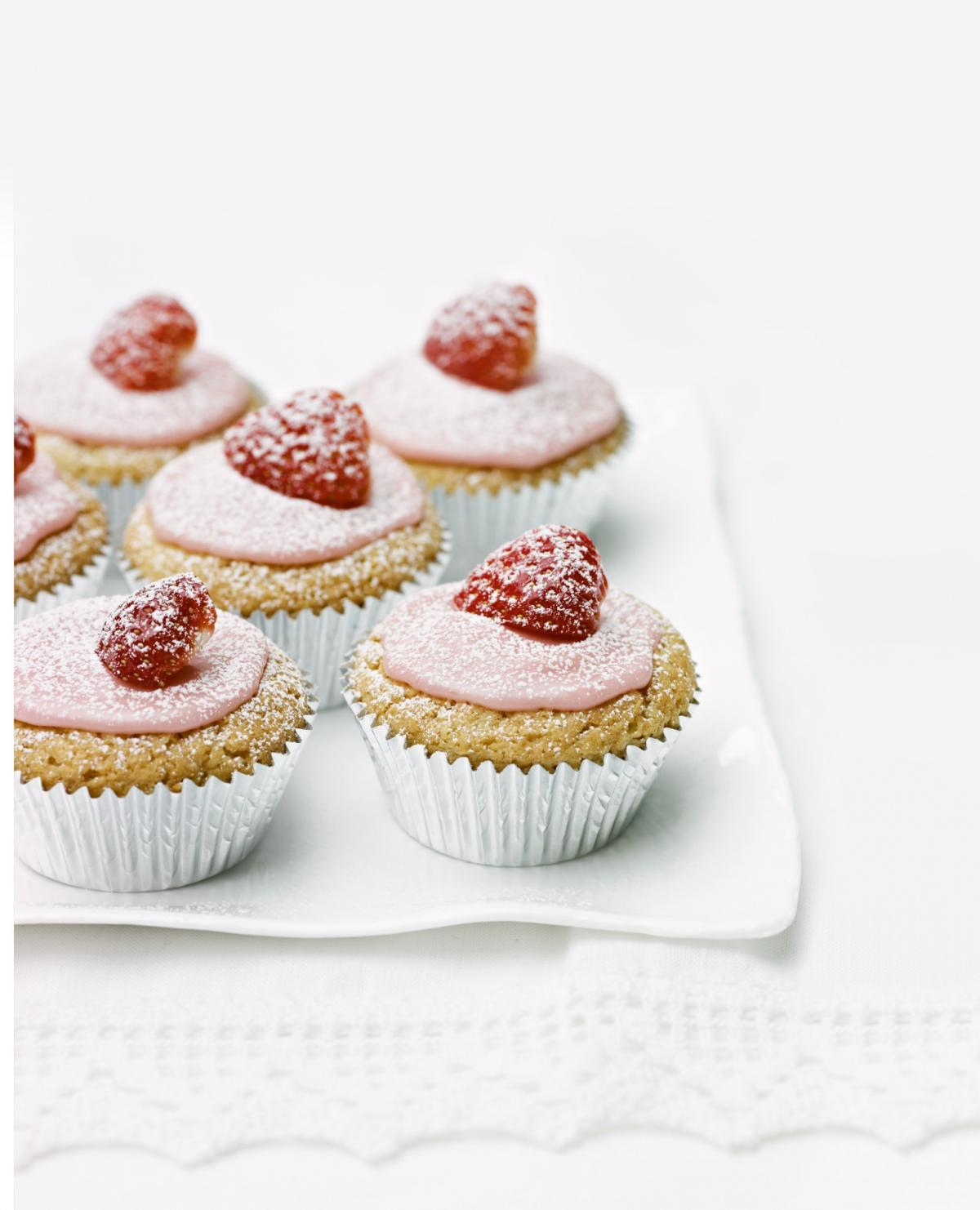 A picture of Delia's Little Cakes recipes