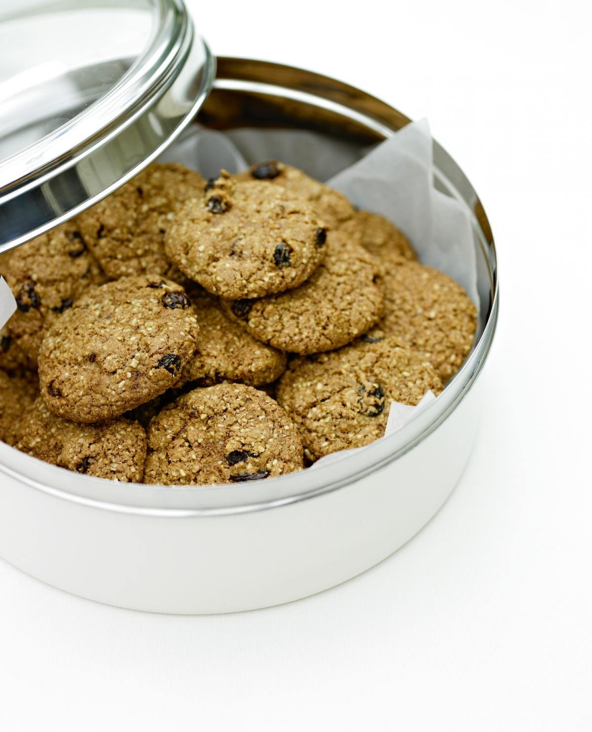 A picture of Delia's Biscuits and Cookies recipes