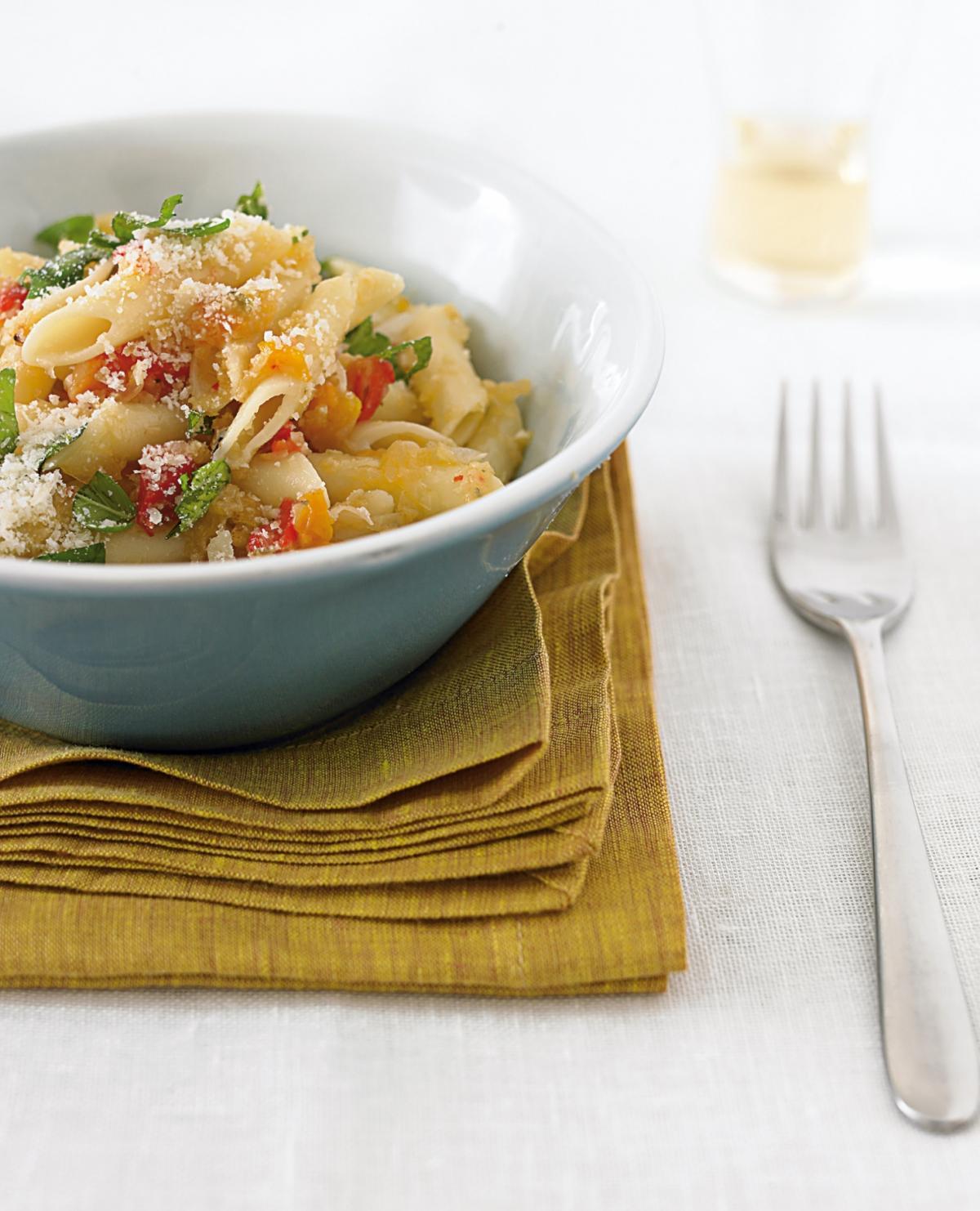 A picture of Delia's Pasta recipes