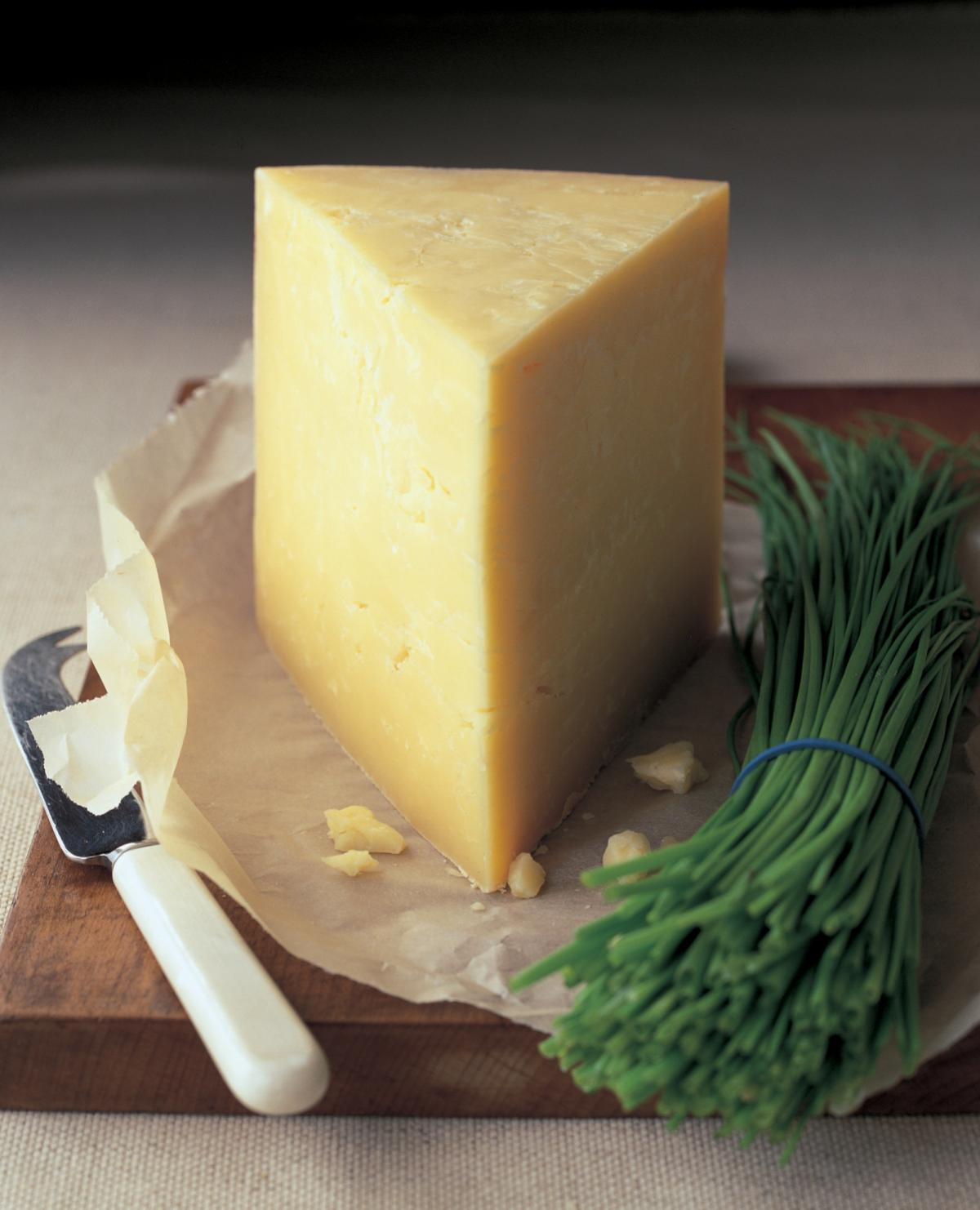 A picture of Delia's Cheese recipes