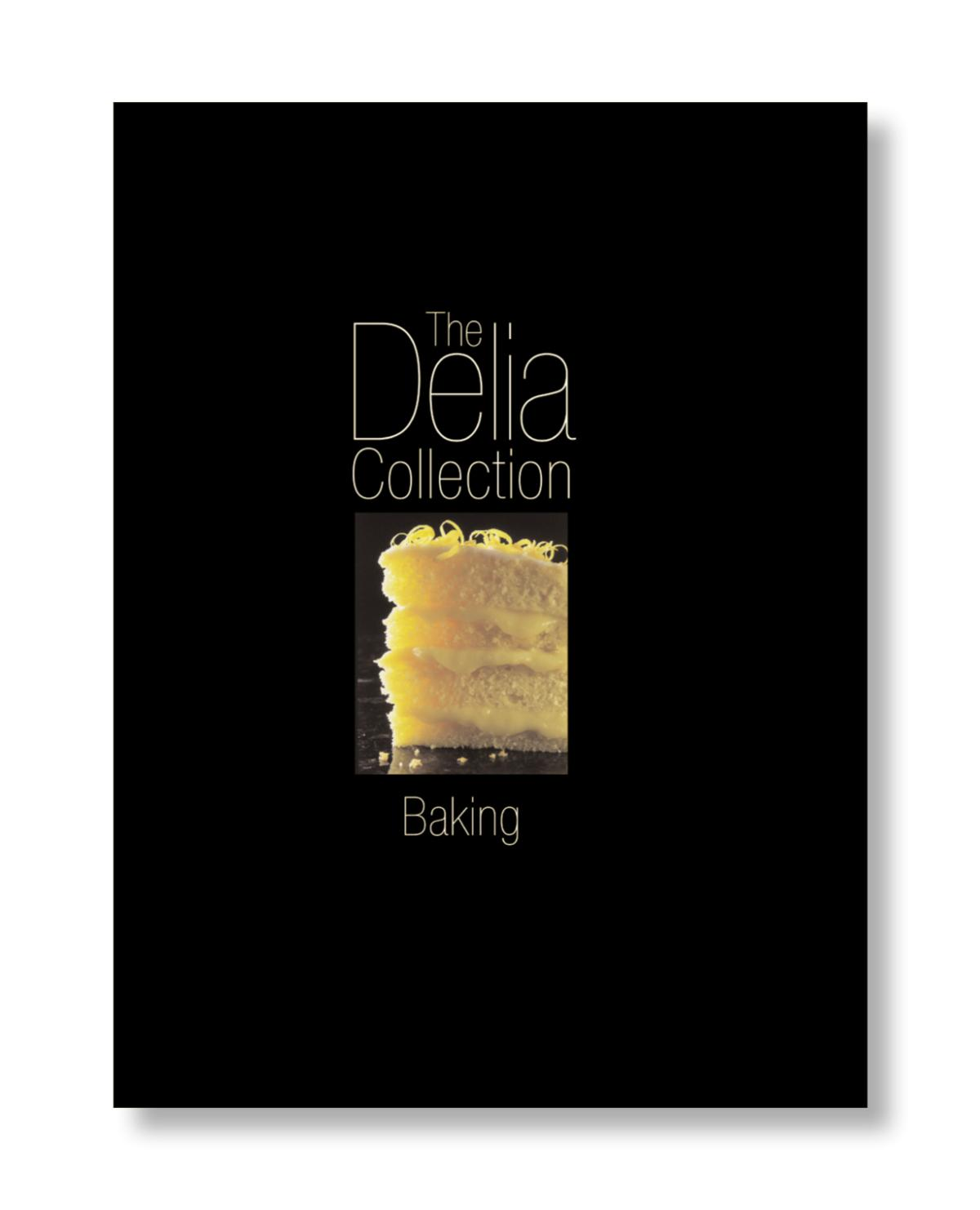 A picture of Delia's The Delia Collection: Baking recipes