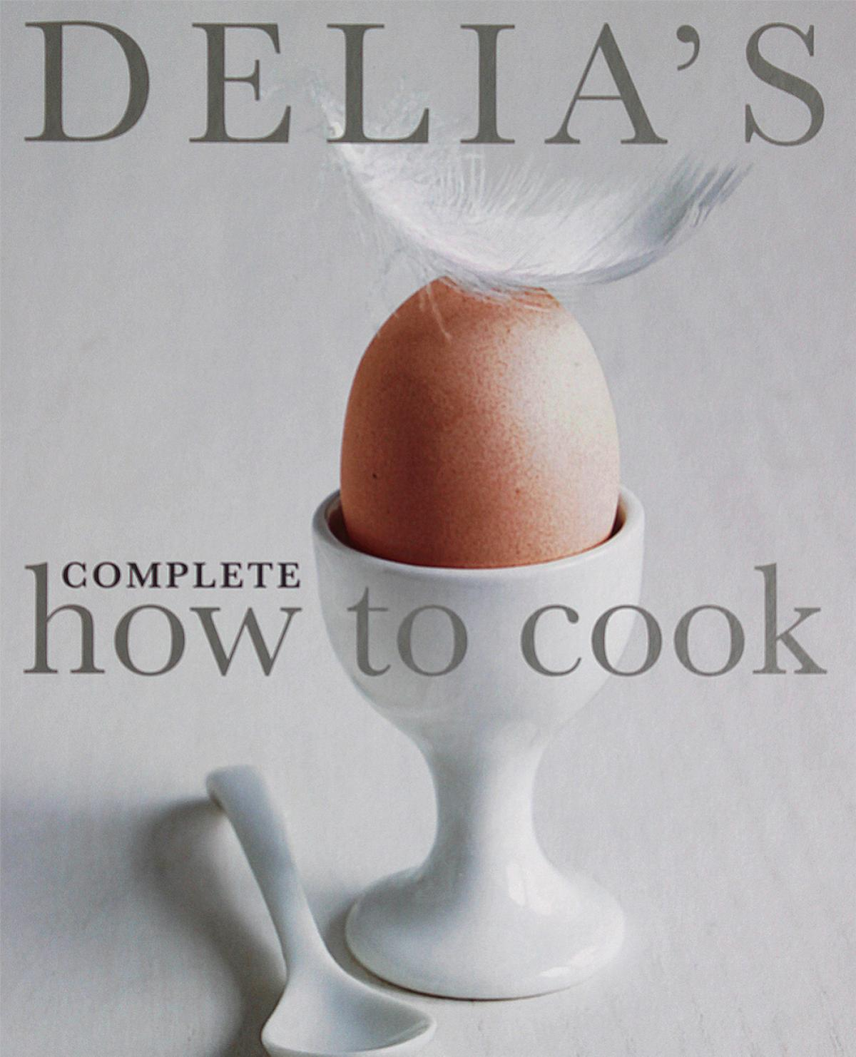 A picture of Delia's Delia's Complete How to Cook recipes