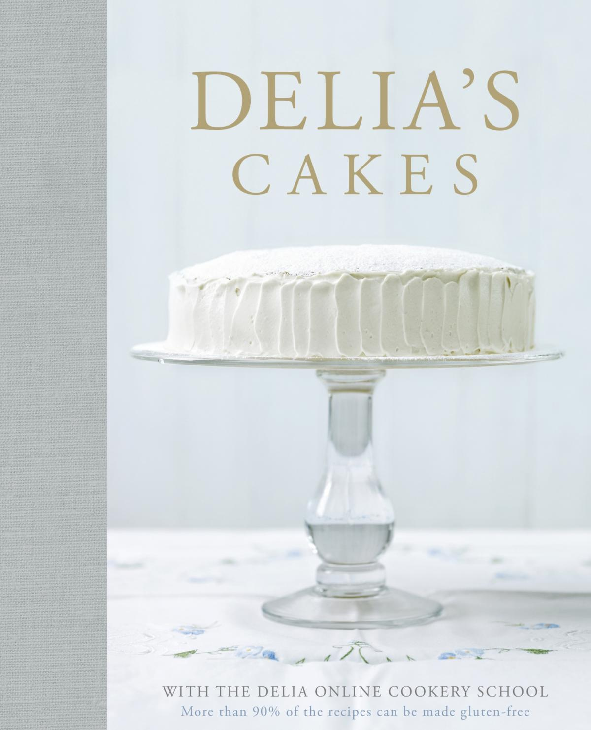 A picture of Delia's Delia's Cakes recipes