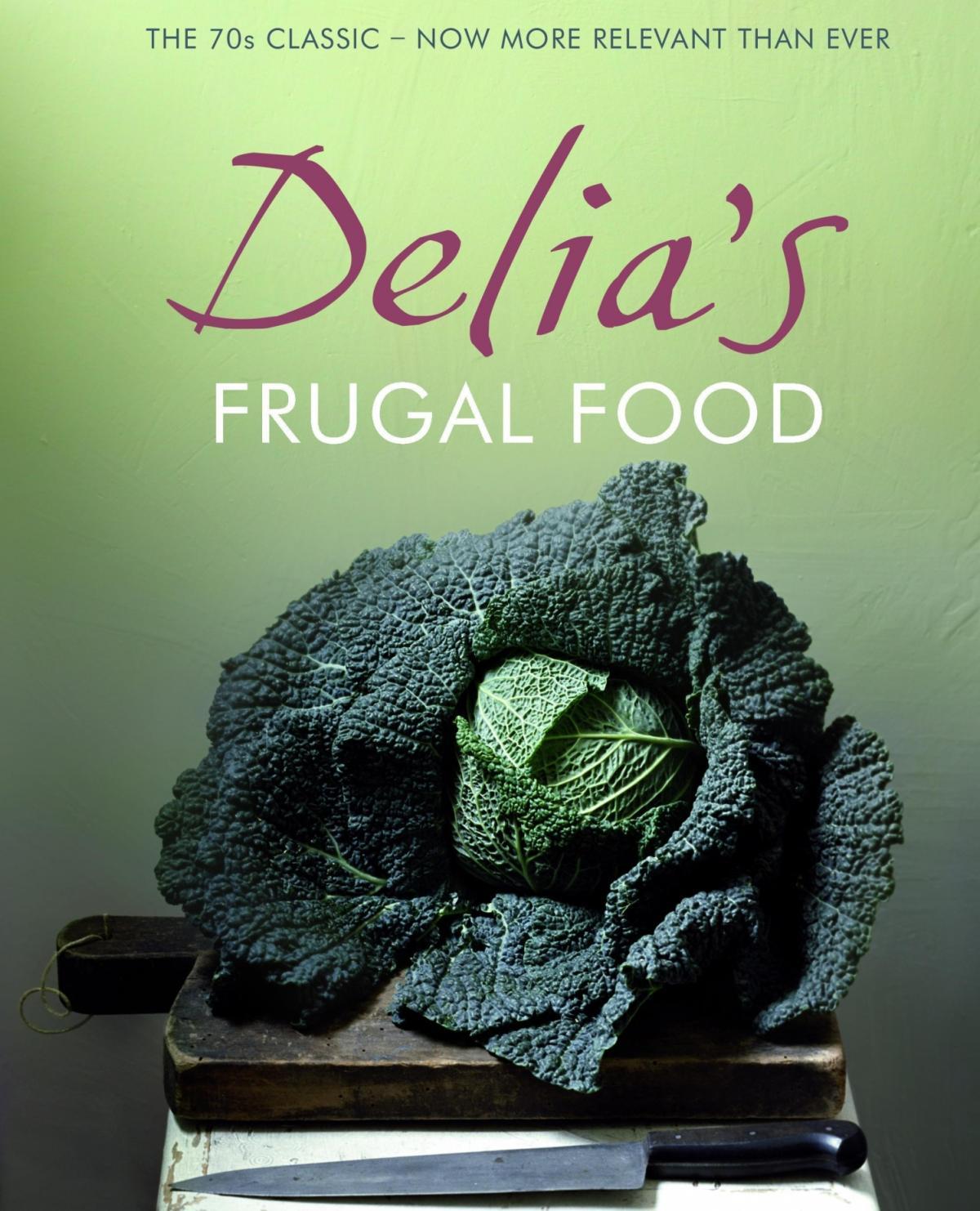 A picture of Delia's Delia's Frugal Food recipes