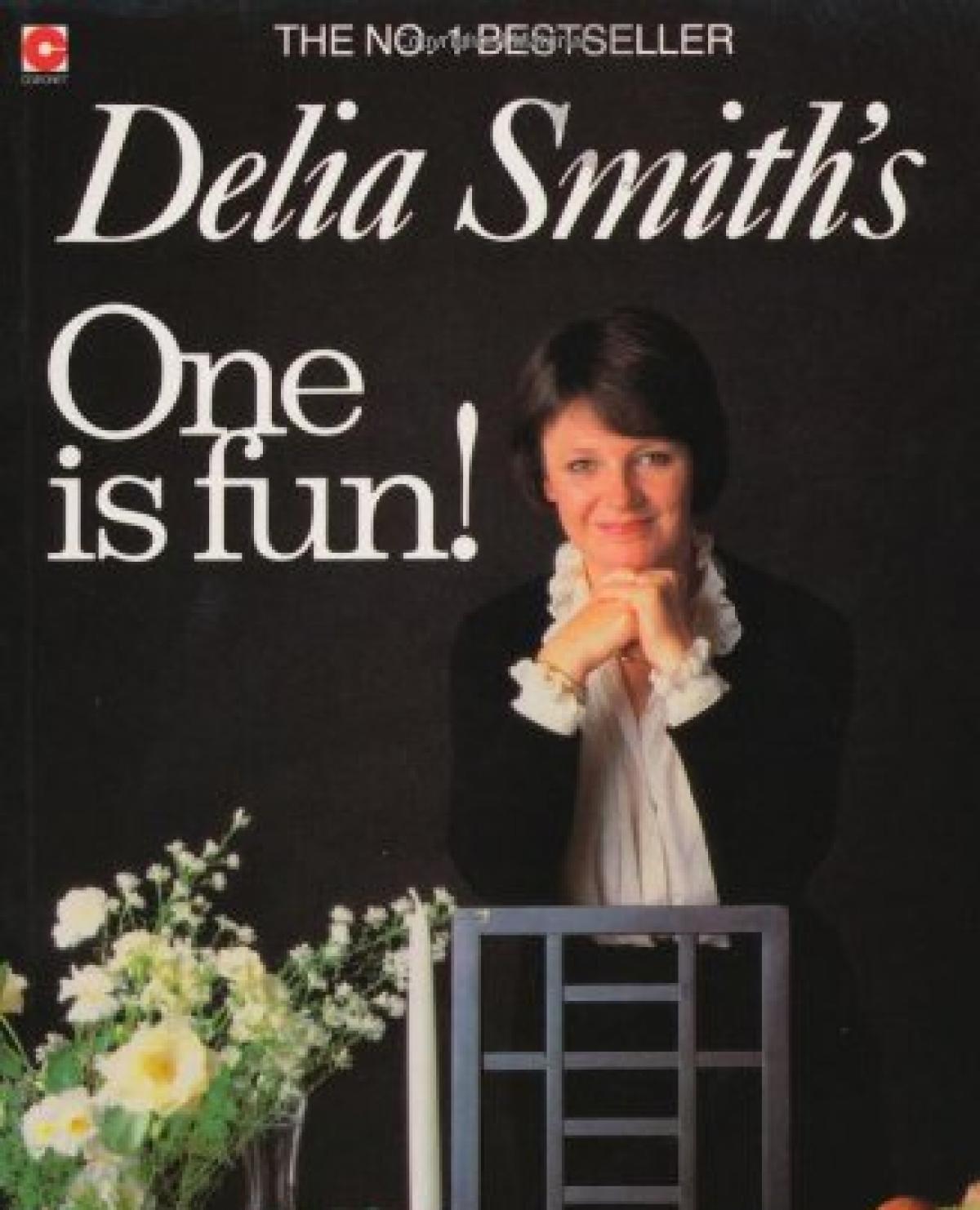 A picture of Delia's Delia's One Is Fun! recipes