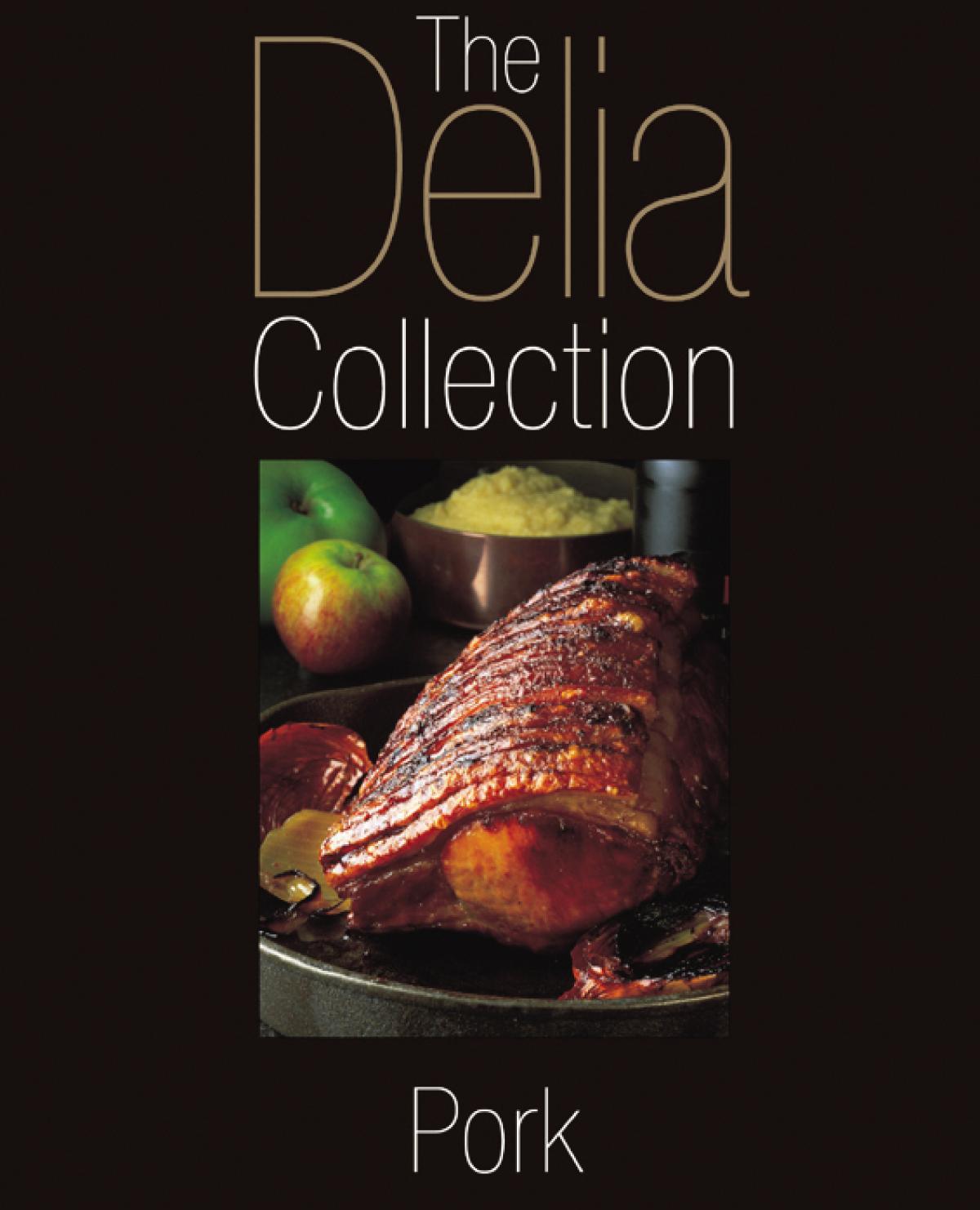 A picture of Delia's The Delia Collection: Pork recipes