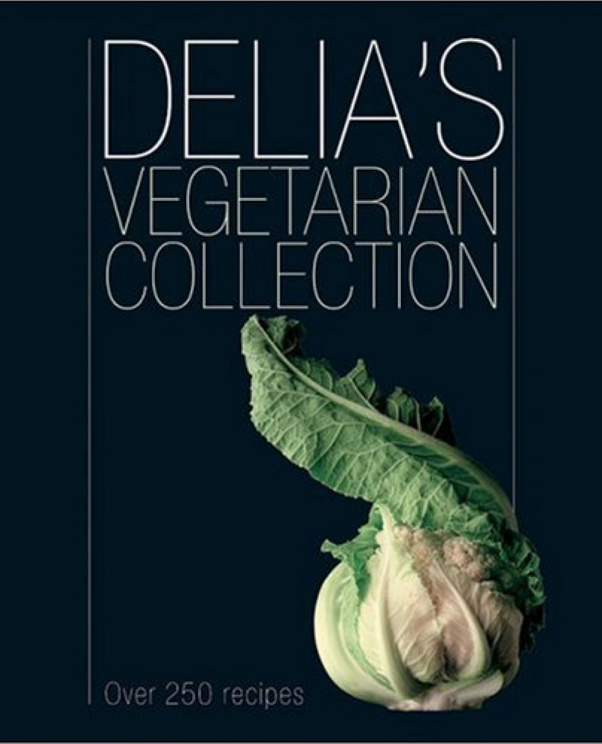 A picture of Delia's Delia's Vegetarian Collection recipes