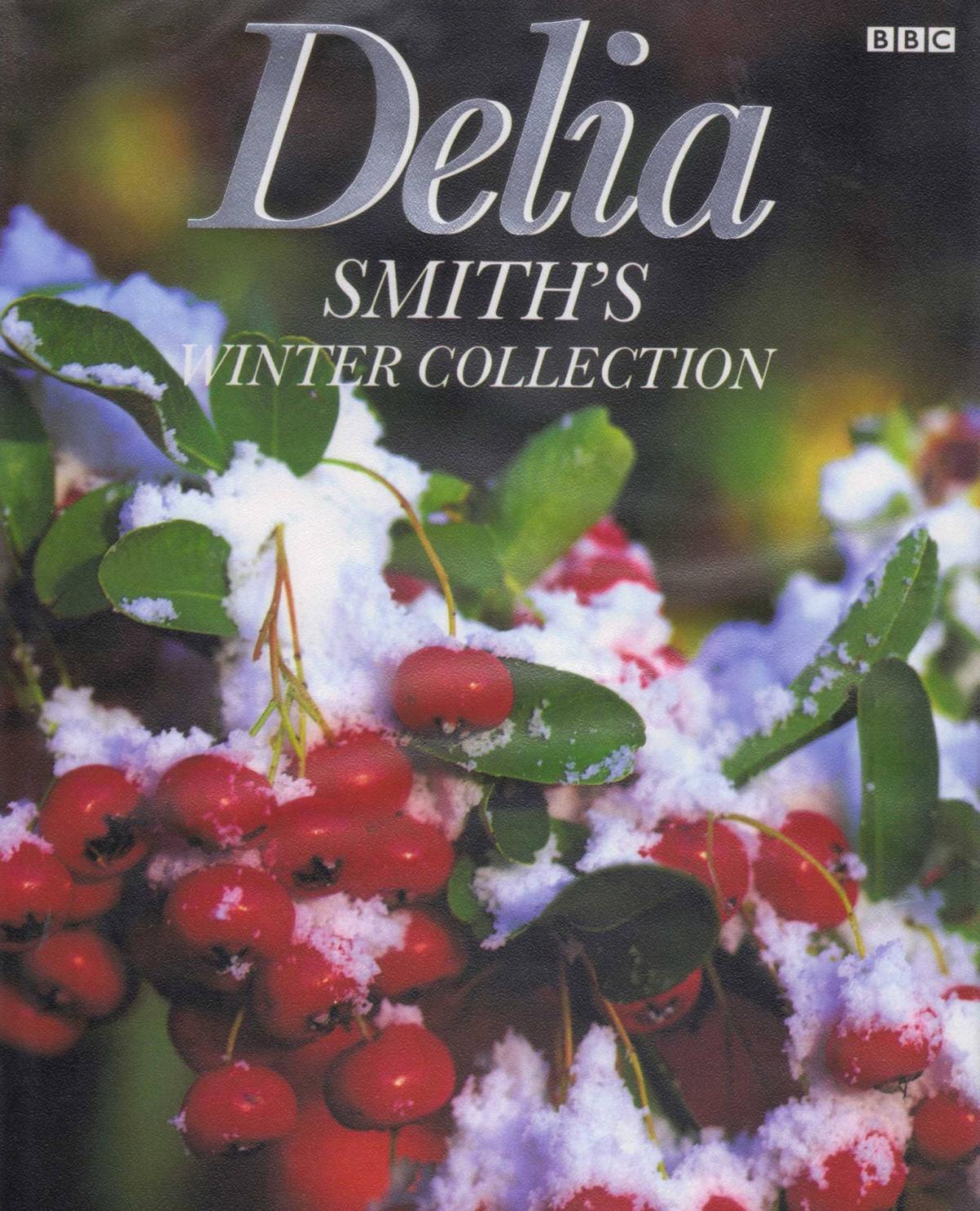 A picture of Delia's Delia's Winter Collection recipes