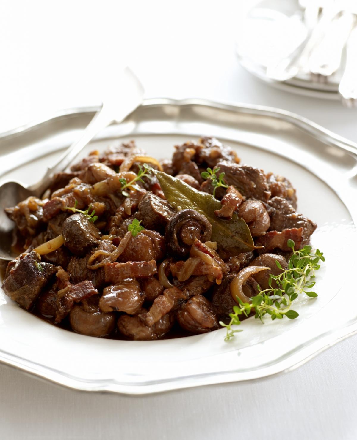 A picture of Delia's Venison recipes