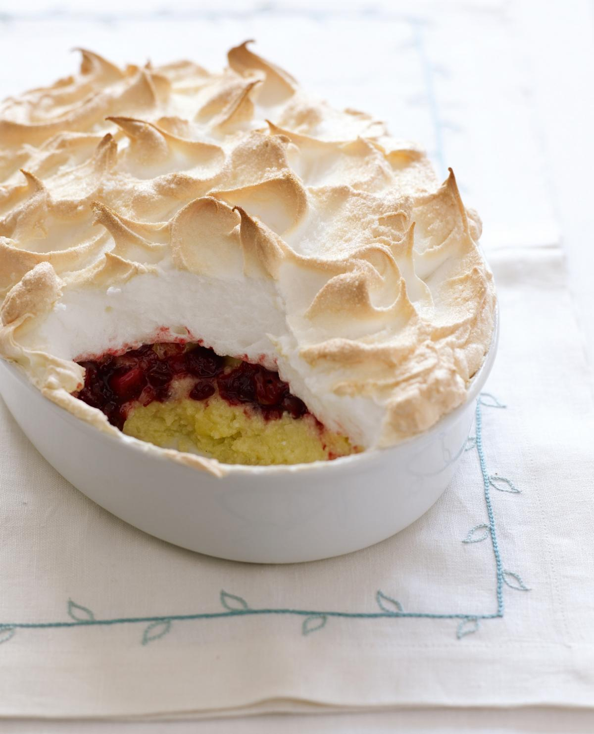 A picture of Delia's Christmas: Desserts recipes