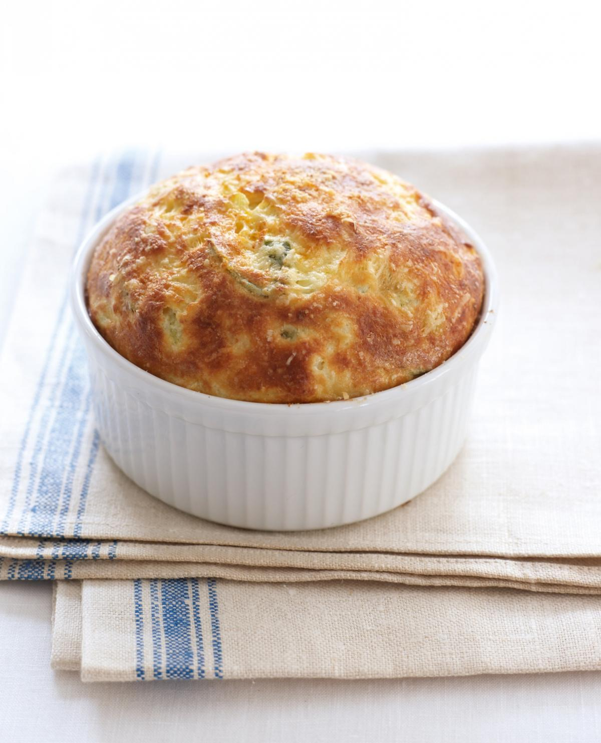 A picture of Delia's Souffles recipes