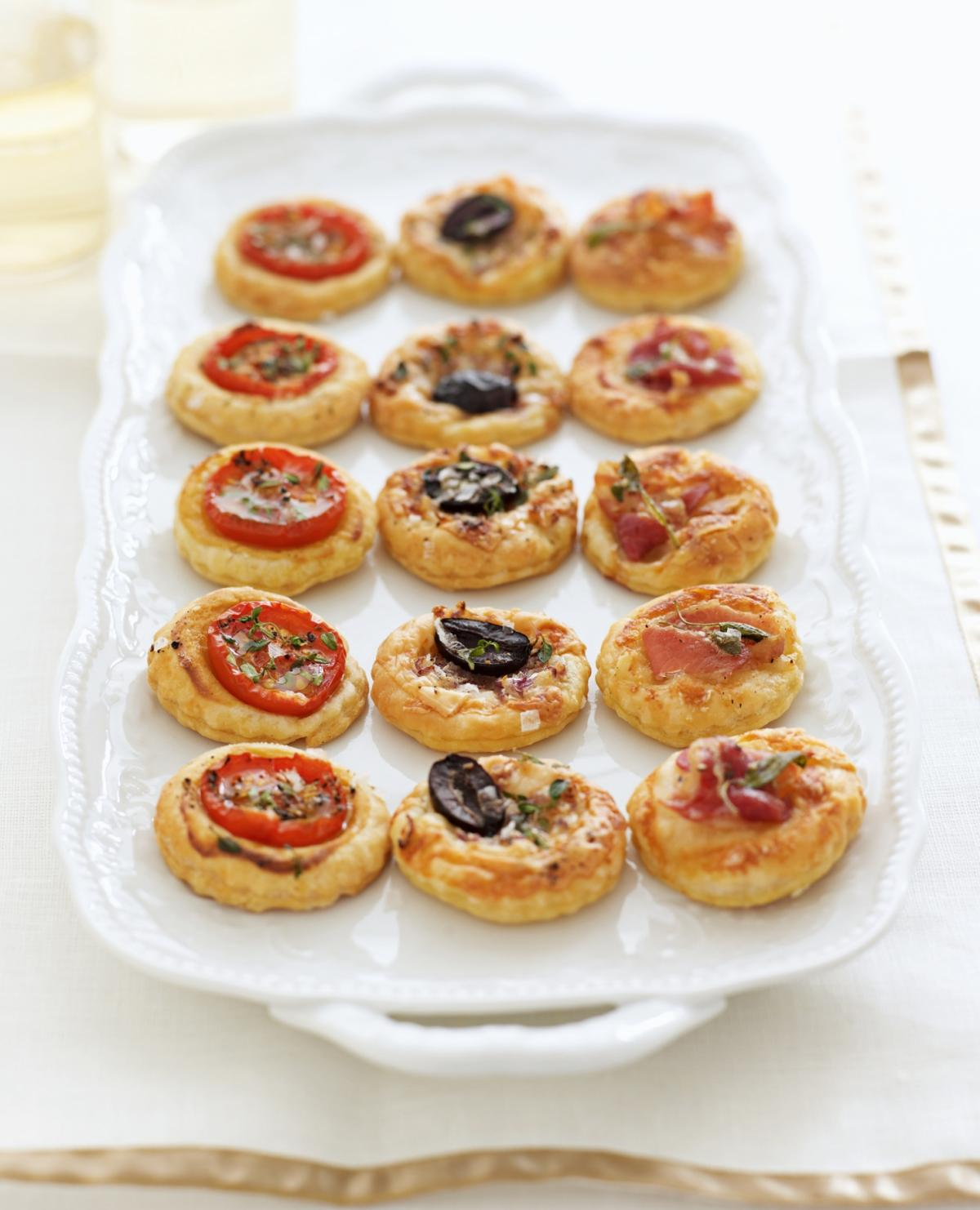Party food recipes delia online a picture of delias quiches and tarts recipes forumfinder Gallery