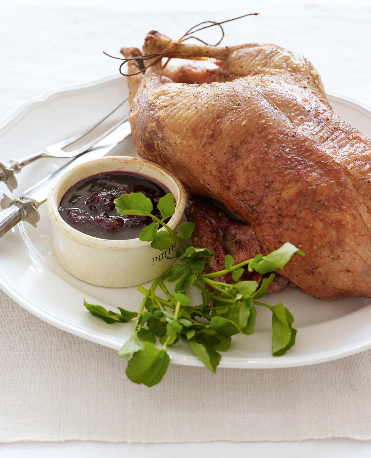 A picture of Delia's Duck recipes