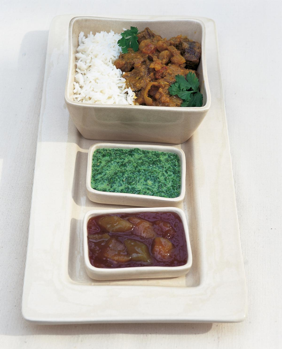 A picture of Delia's Indian recipes
