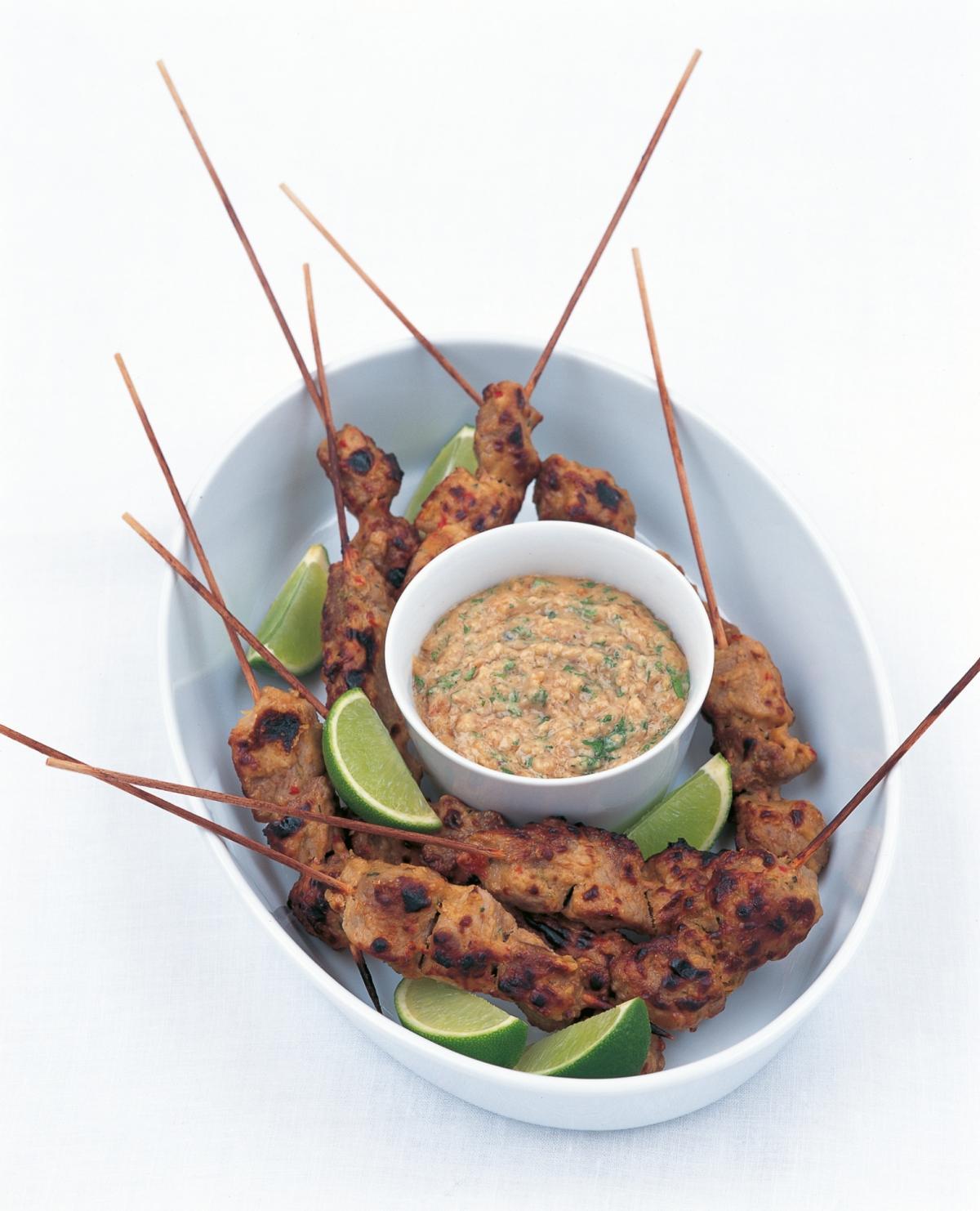A picture of Delia's Thai recipes