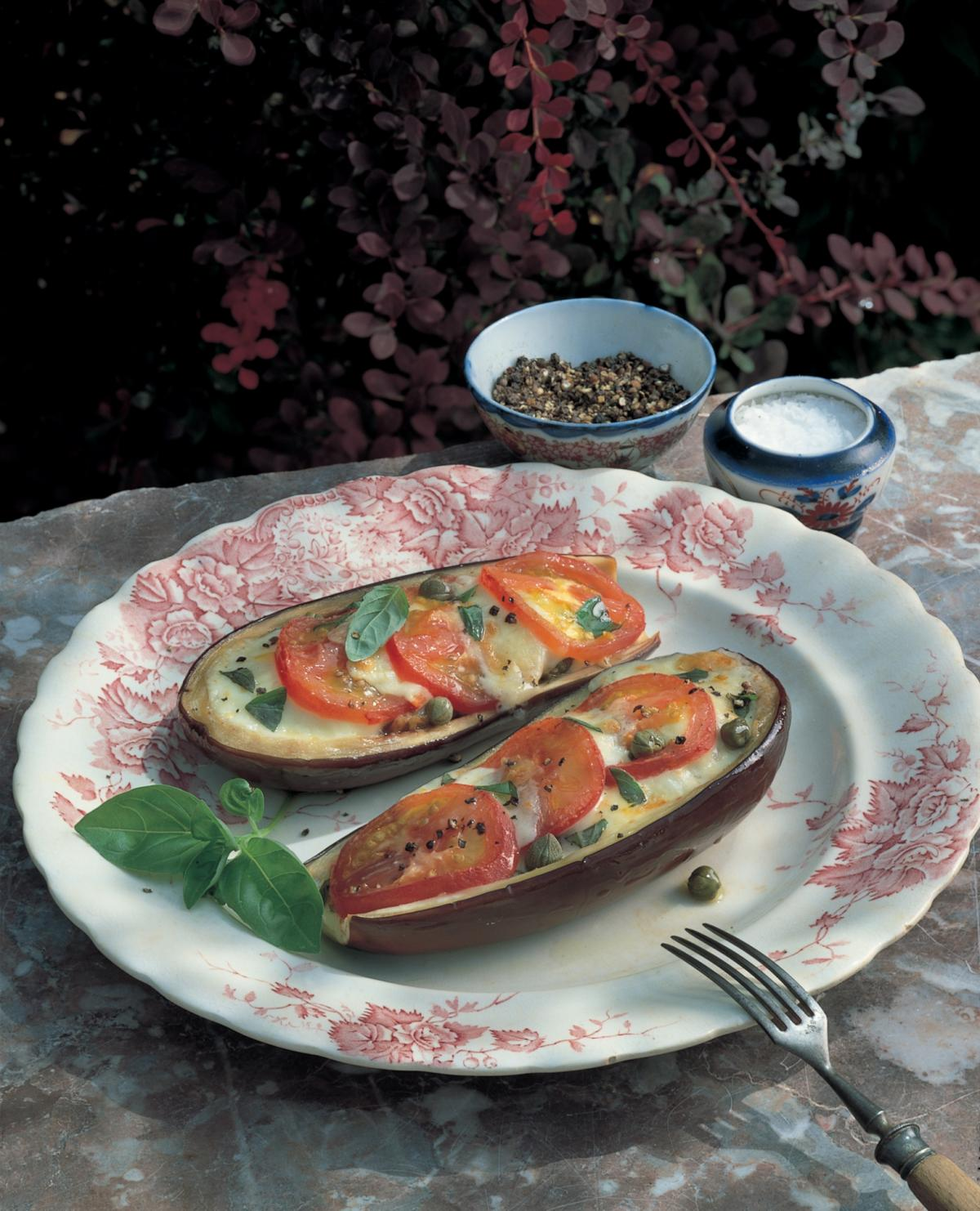 A picture of Delia's Aubergines recipes