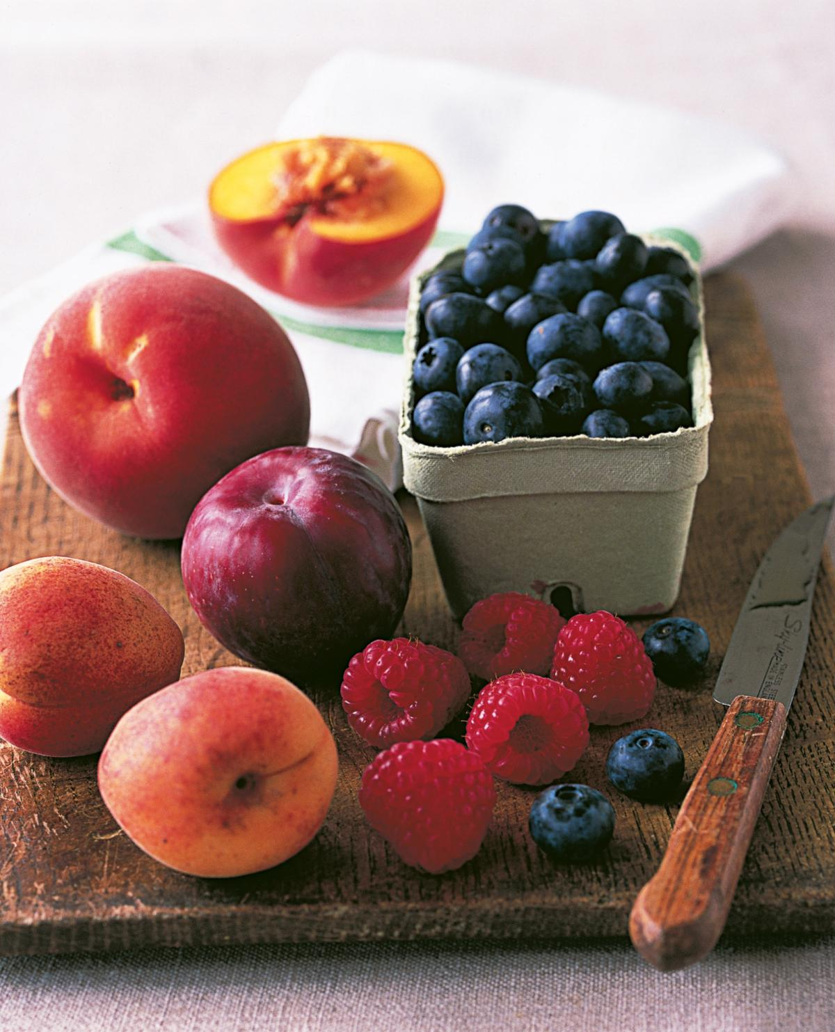 A picture of Delia's Soft Fruits recipes