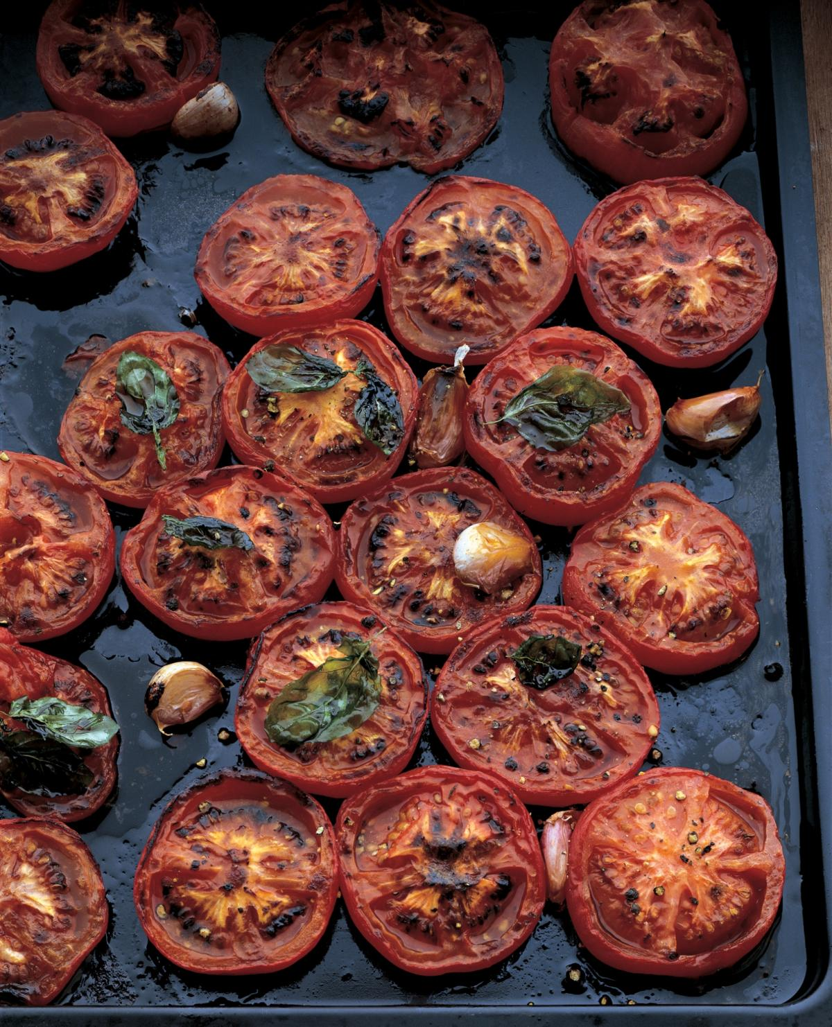 A picture of Delia's Tomatoes recipes