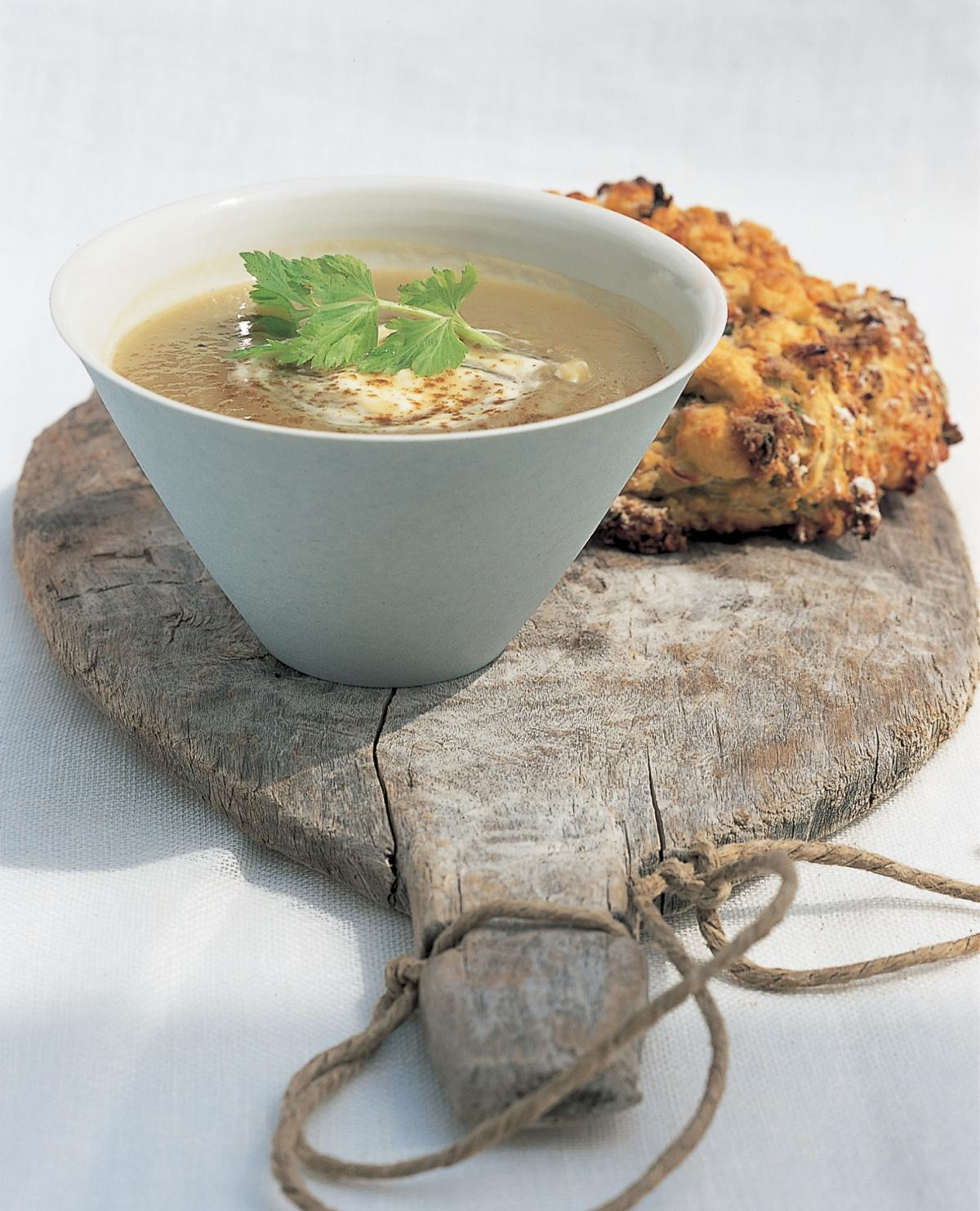 A picture of Delia's Hearty Soups recipes