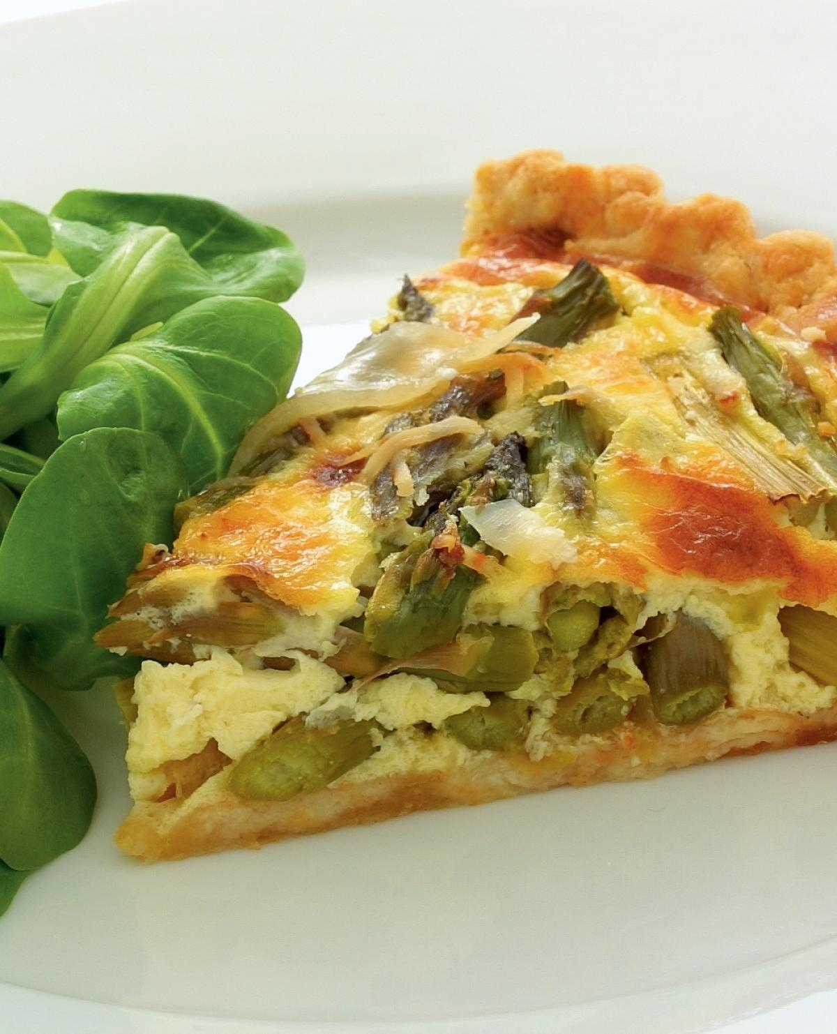 A picture of Delia's Savoury tarts recipes