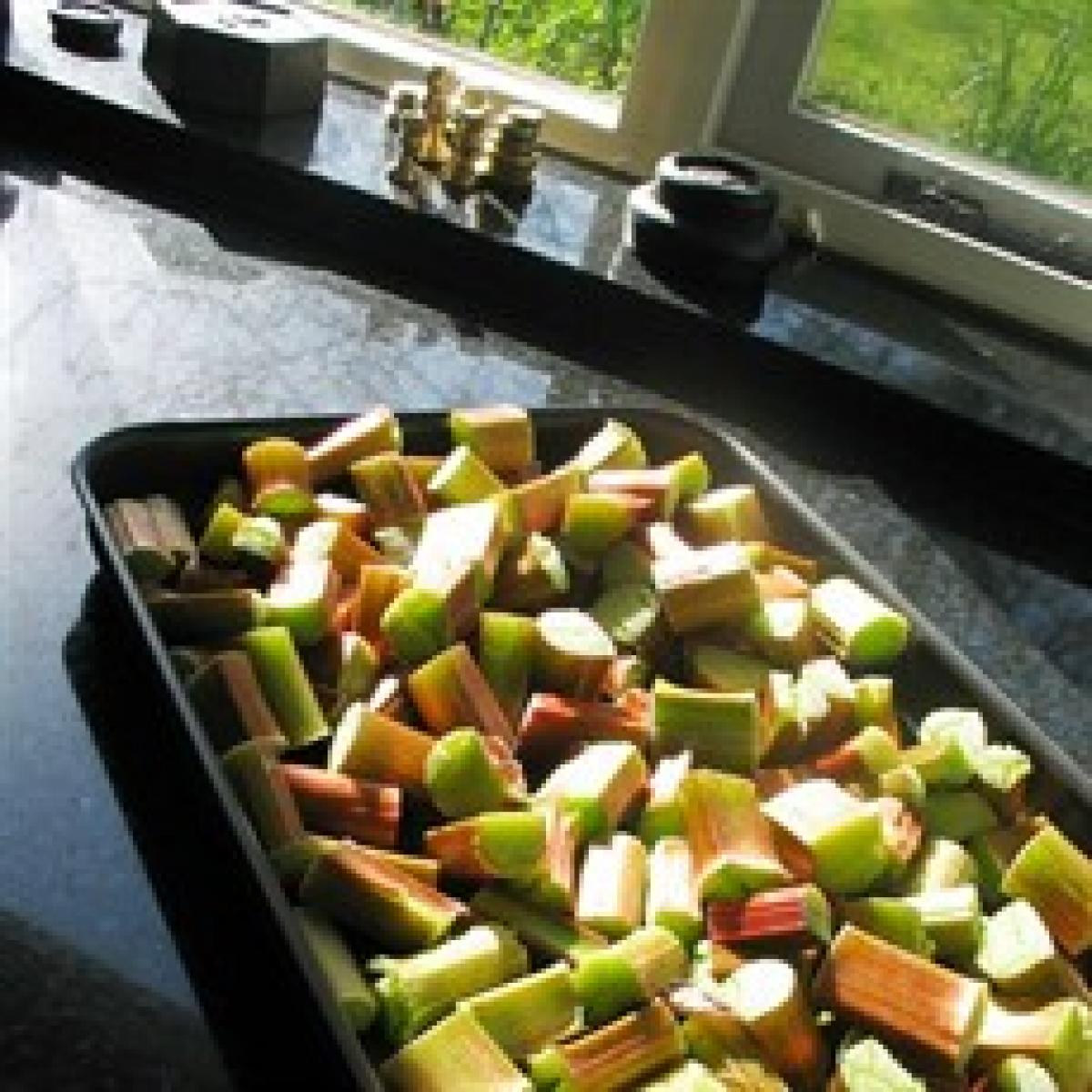 A picture of Delia's Rhubarb Compôte recipe