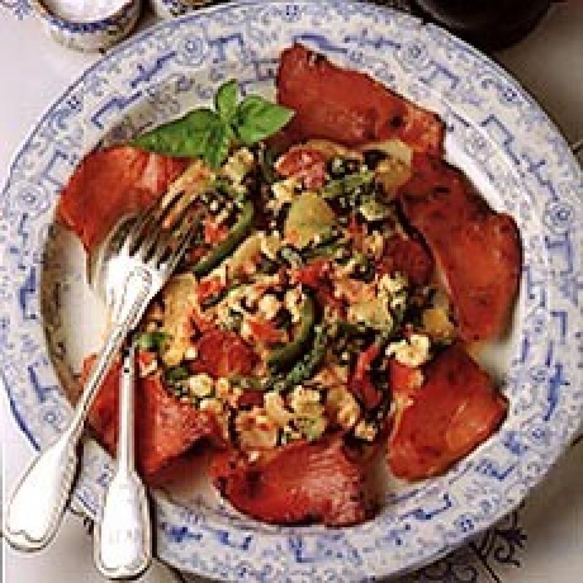 A picture of Delia's Piperade recipe