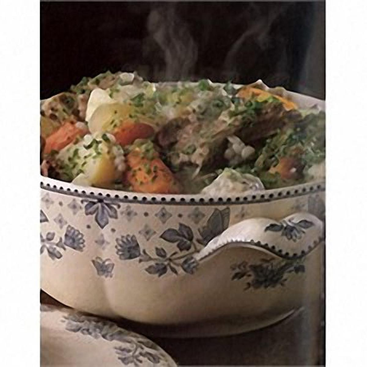 A picture of Delia's Irish Stew with Parsley Dumplings recipe