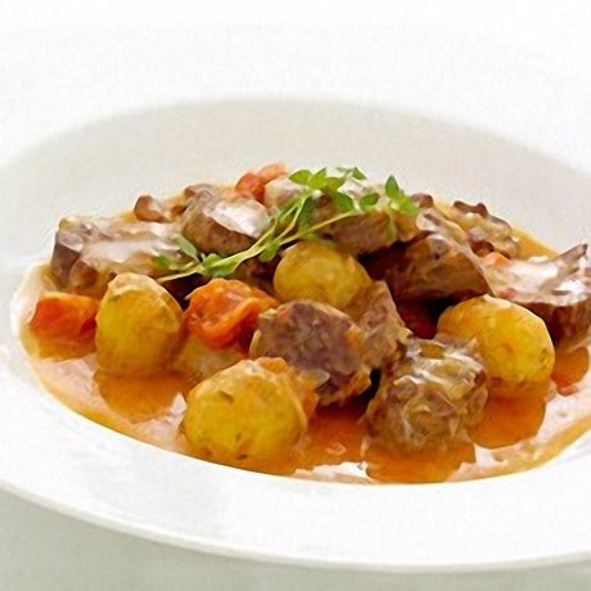 A picture of Delia's Ragout of Lamb recipe