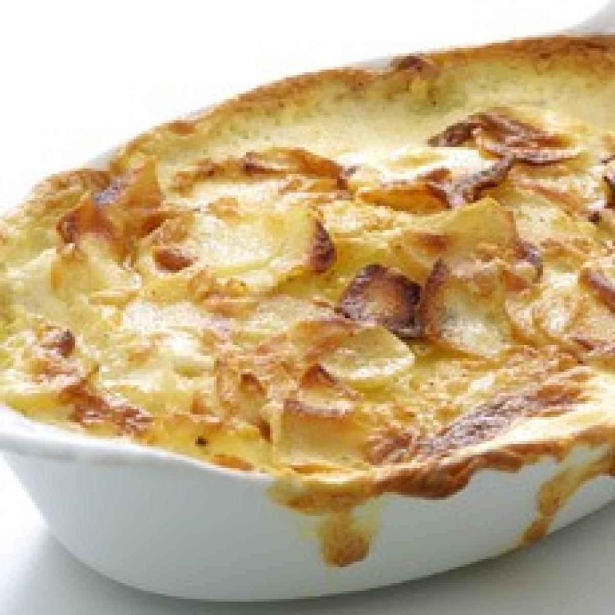A picture of Delia's Gratin Dauphinois recipe