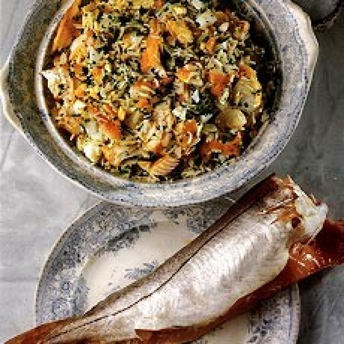 A picture of Delia's Kedgeree with Kippers recipe