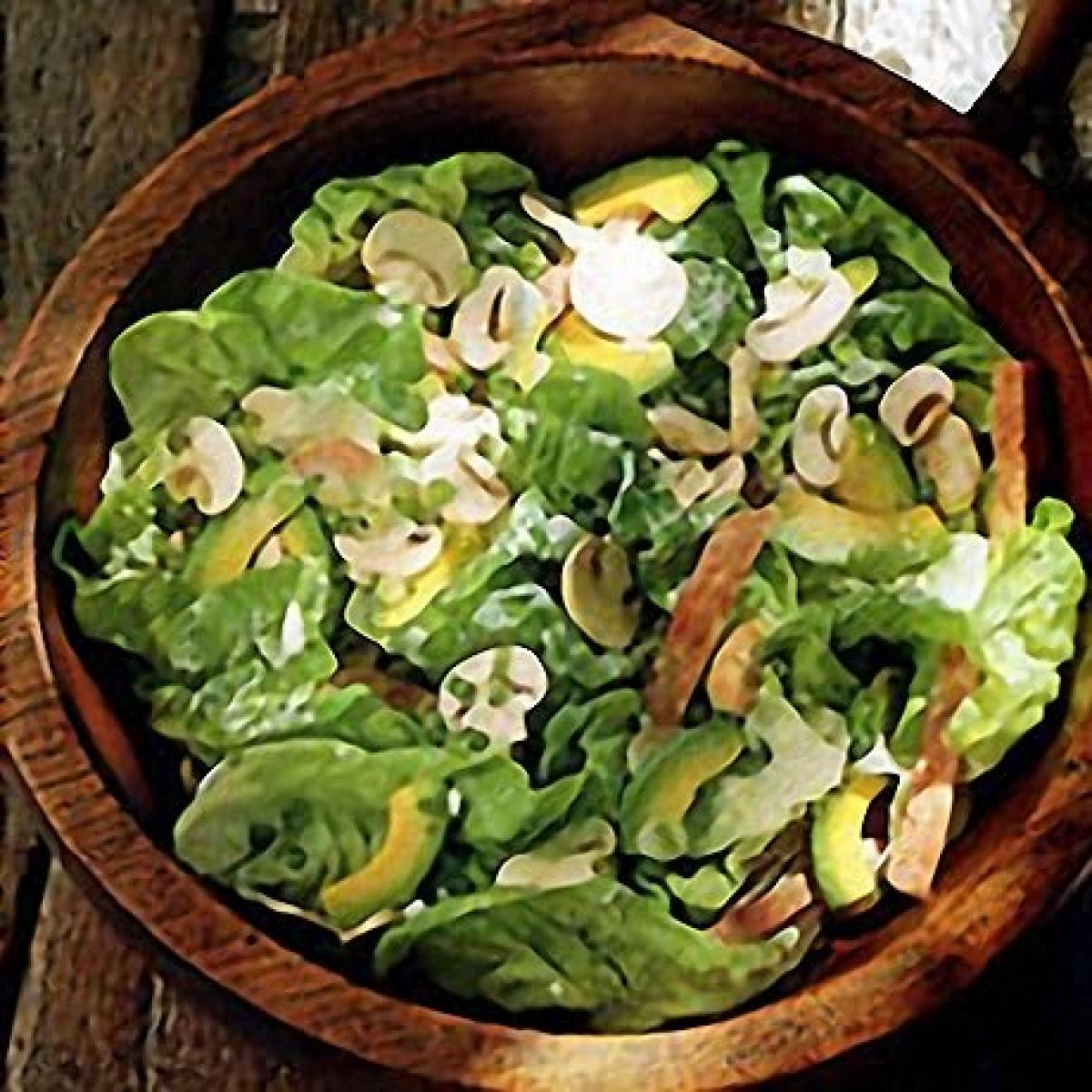 A picture of Delia's Four Star Salad recipe