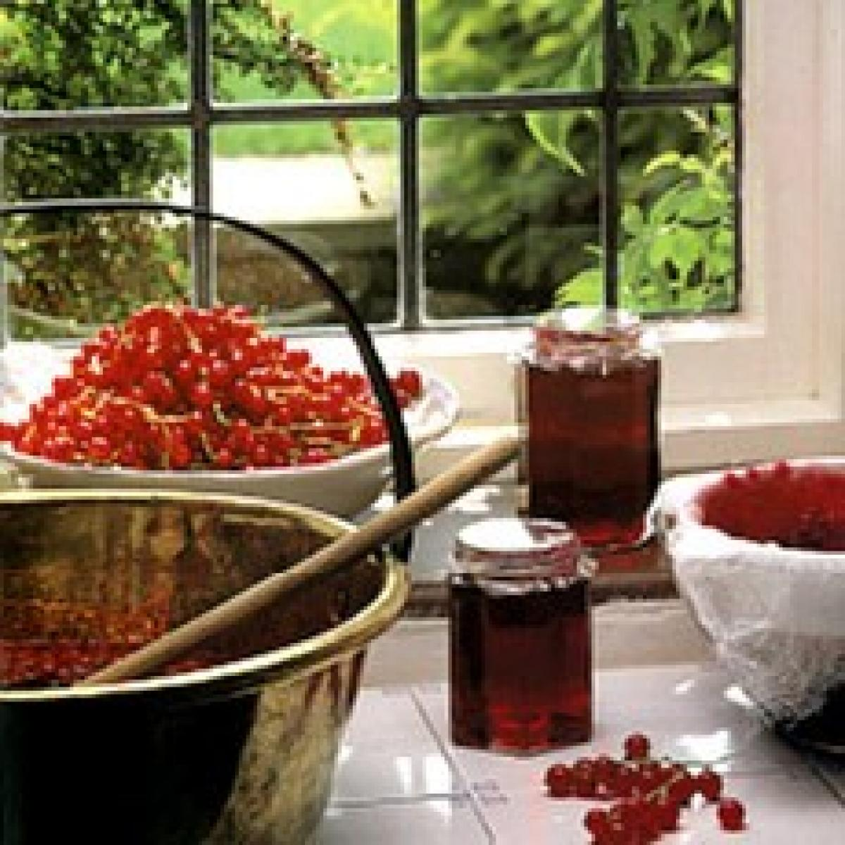A picture of Delia's Redcurrant Jelly recipe