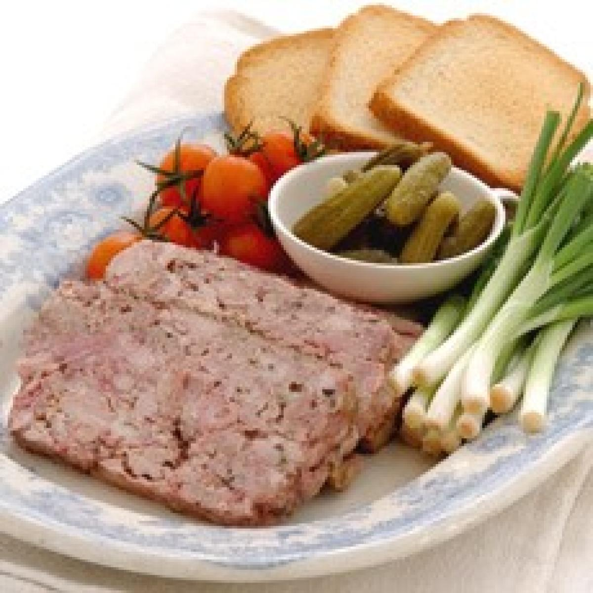 A picture of Delia's Pheasant Terrine recipe
