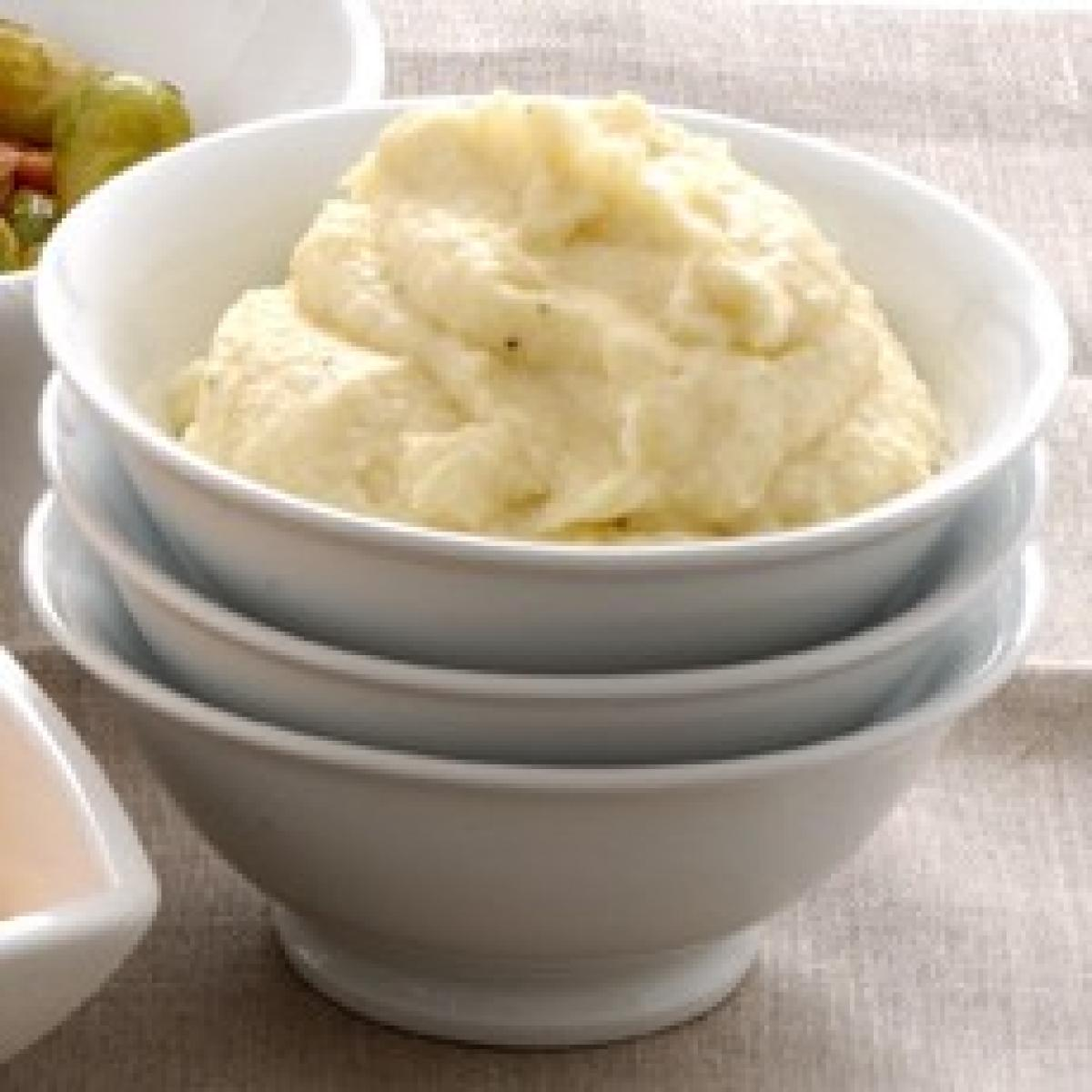 A picture of Delia's Puree of Potato and Celeriac with Garlic recipe