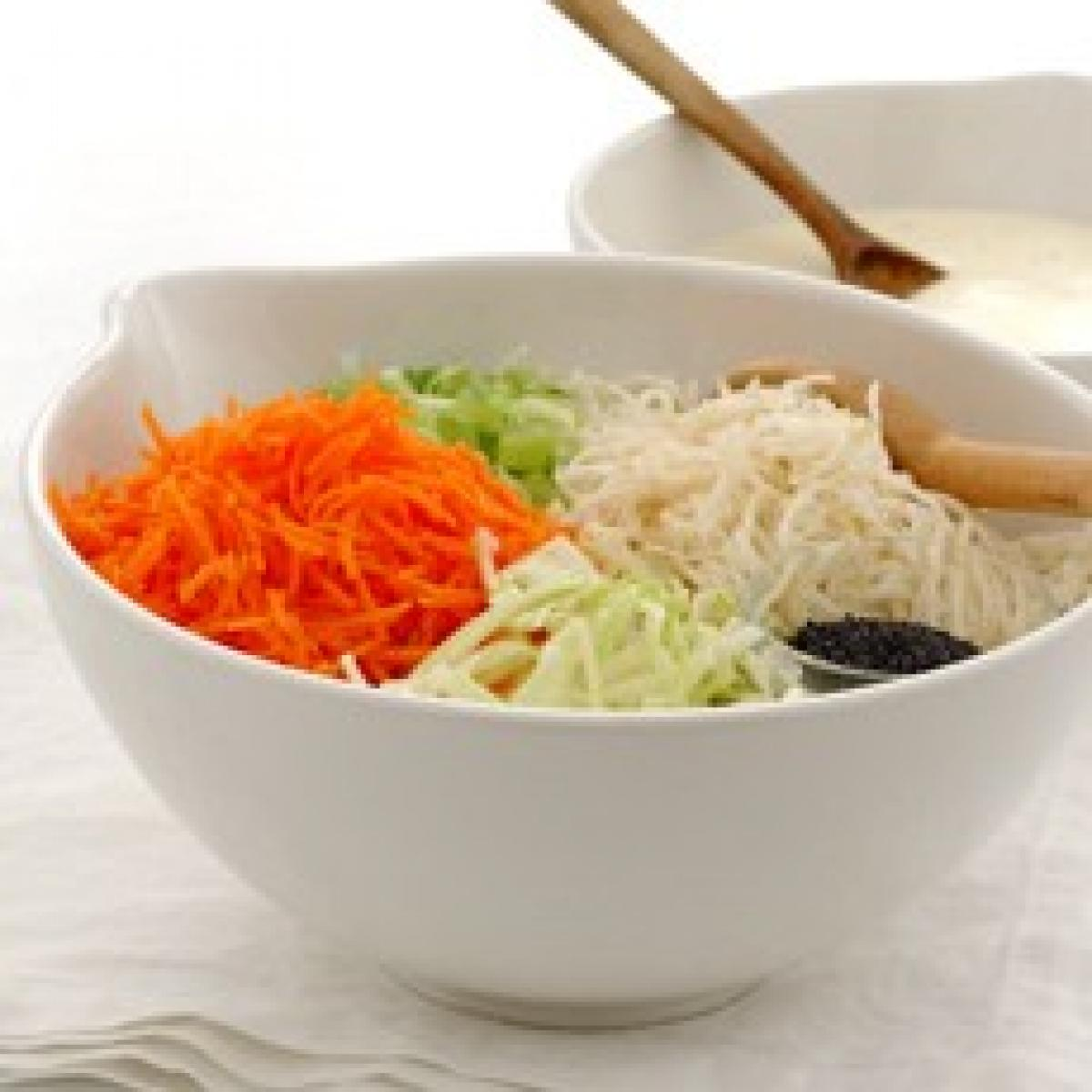 A picture of Delia's Four Star Slaw (Coleslaw) recipe