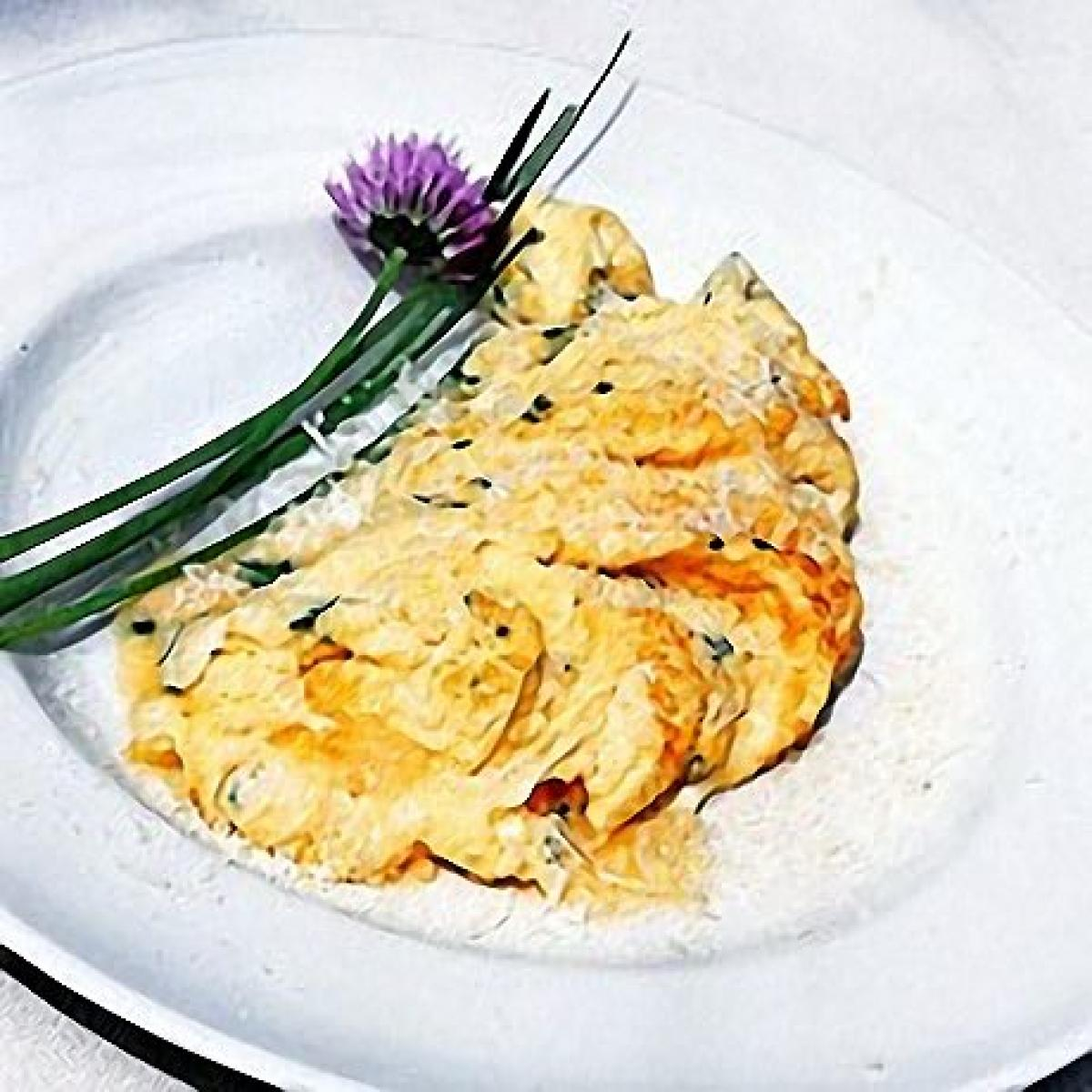 A picture of Delia's Folded Omelette (French style) recipe