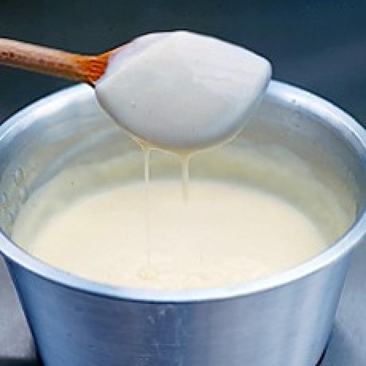 A picture of Delia's Classic White Bechamel Sauce recipe