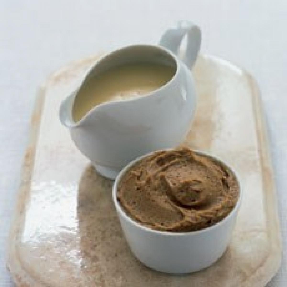 A picture of Delia's Hot Buttery Rum Sauce recipe