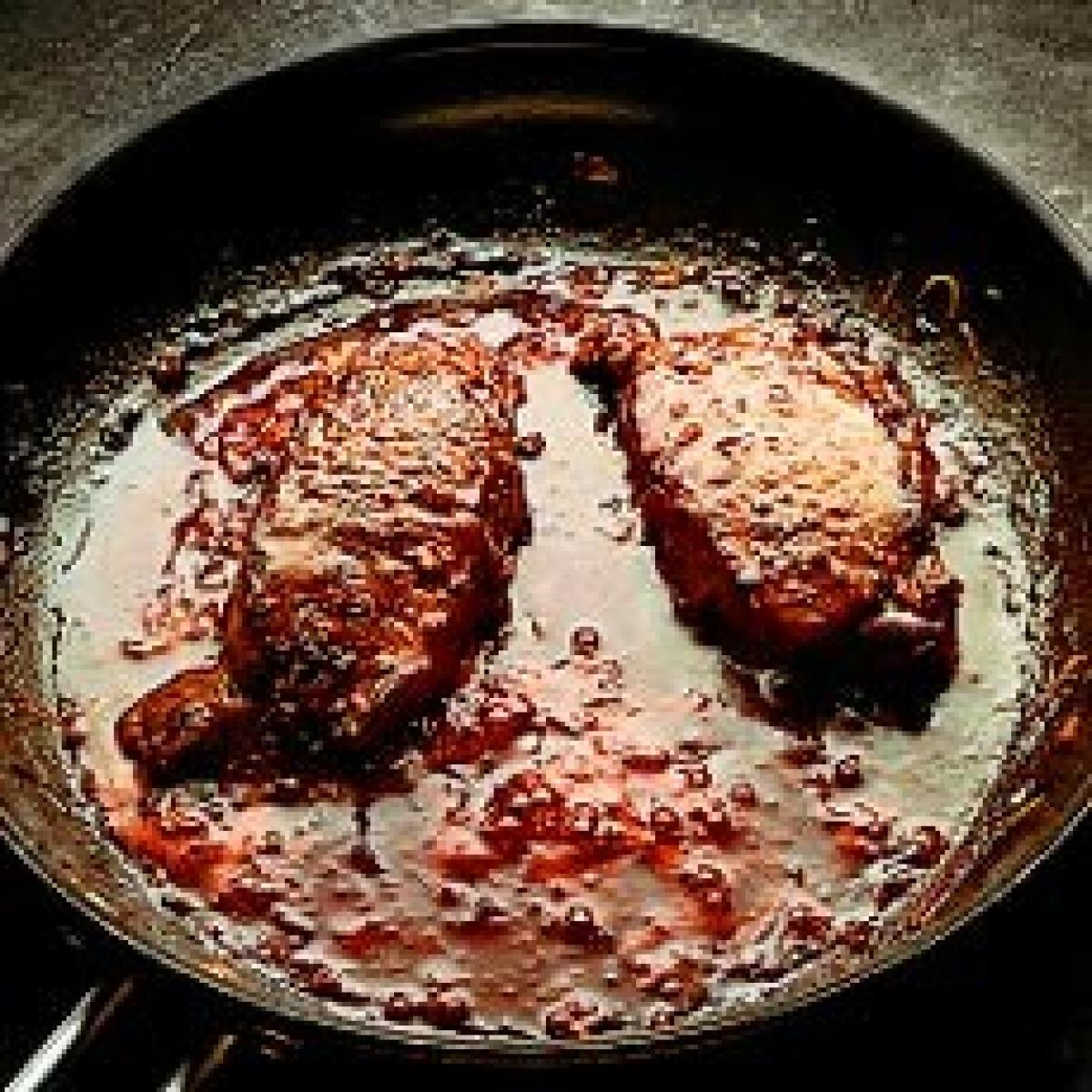 Ma007 venison steaks cranbe 18766