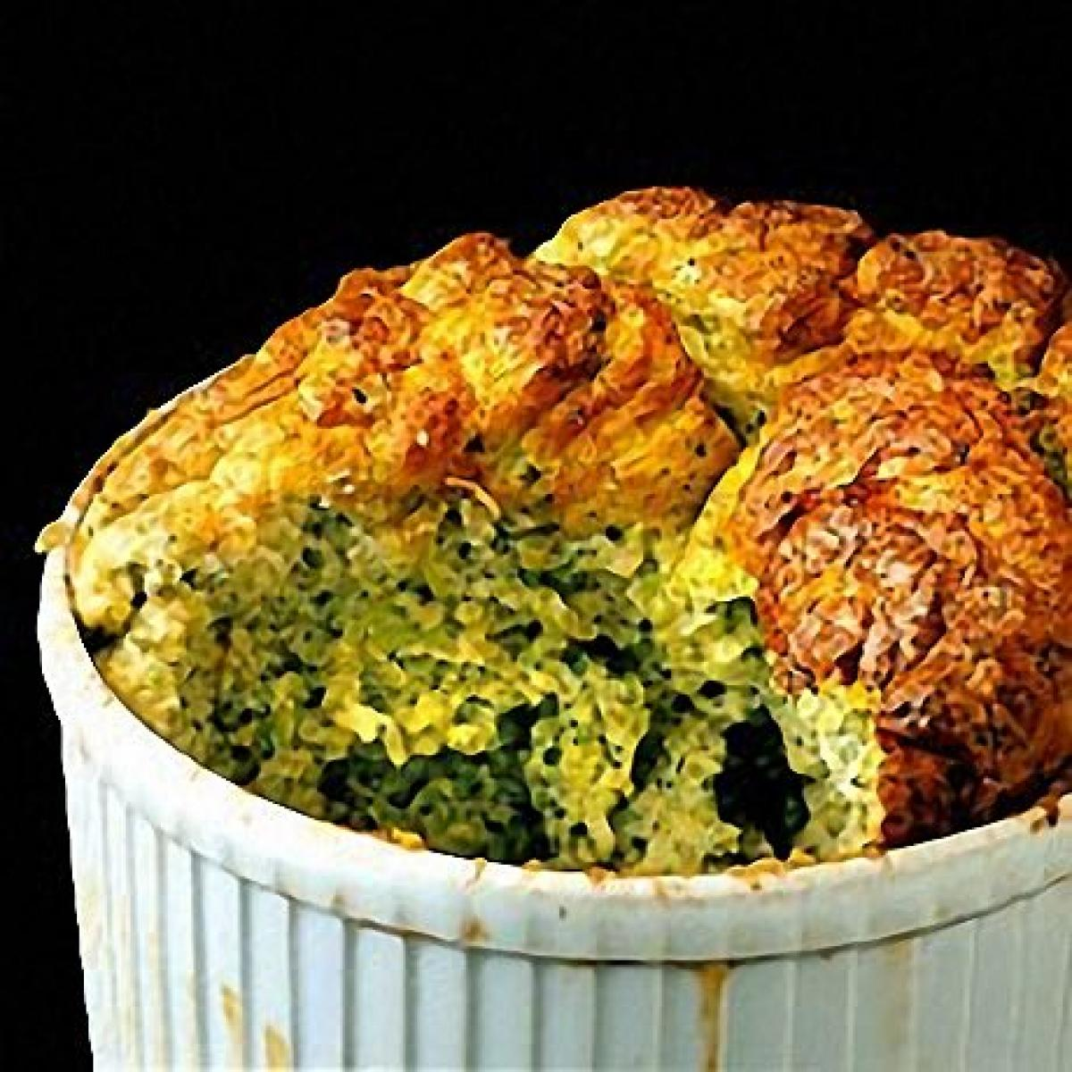 Broccoli Souffle With Three Cheeses Recipes Delia Online