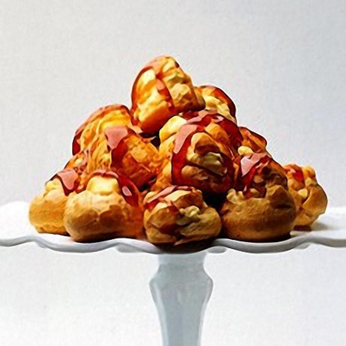 A picture of Delia's Croquembouche recipe