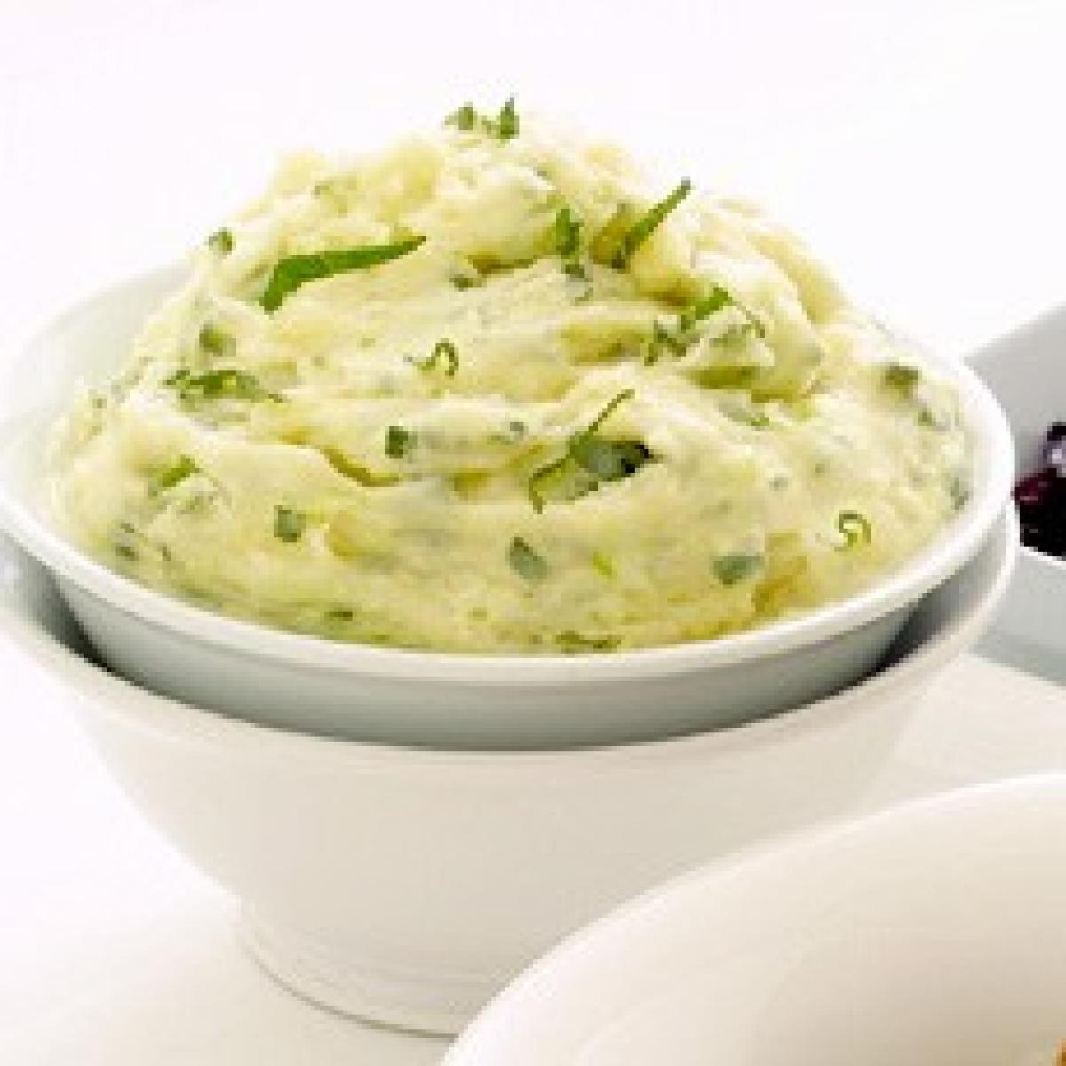 A picture of Delia's Mashed Potato with Sage recipe