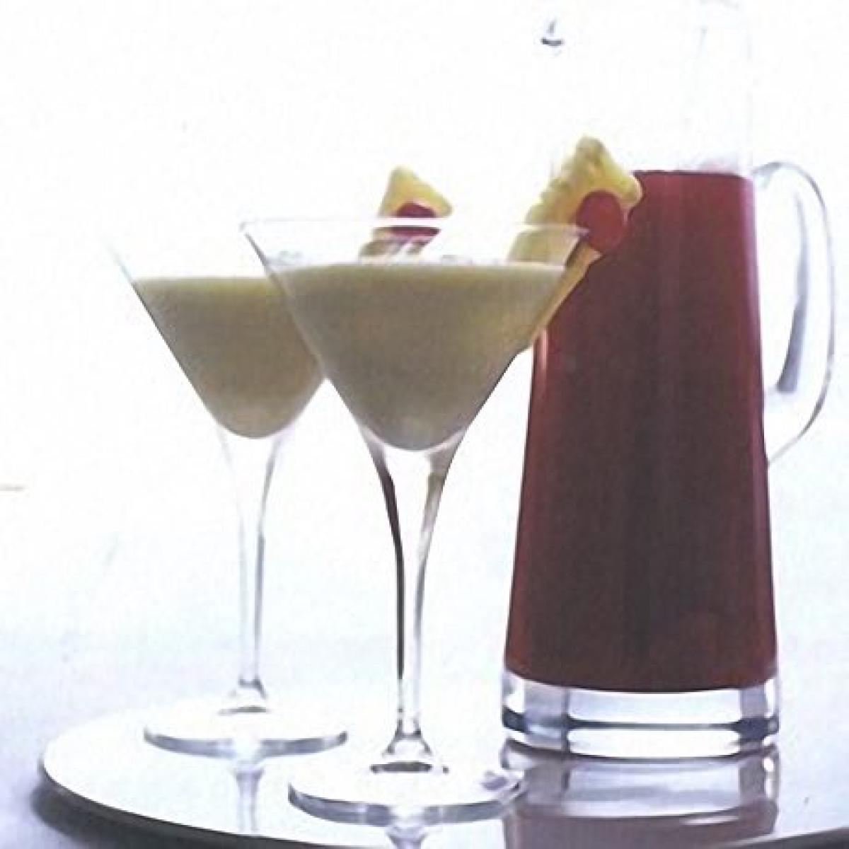 A picture of Delia's Not Quite a Pina Colada recipe