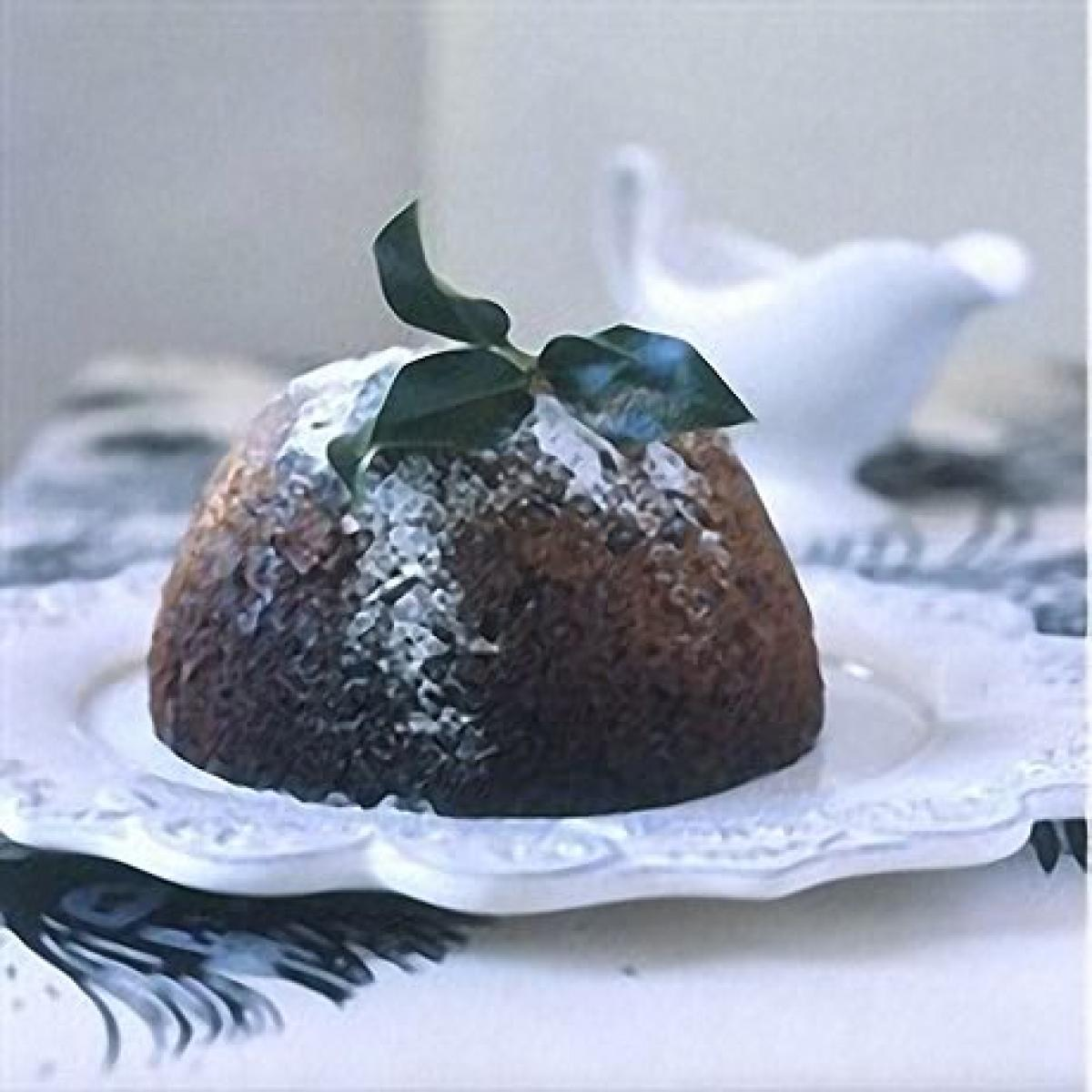The how to cheat christmas pudding with rum and mascarpone sauce the how to cheat christmas pudding with rum and mascarpone sauce forumfinder Choice Image