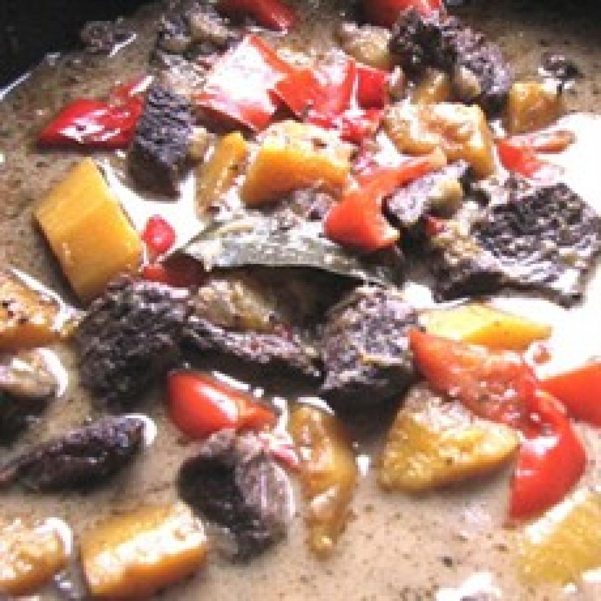 A picture of Delia's Caribbean Pepperpot recipe