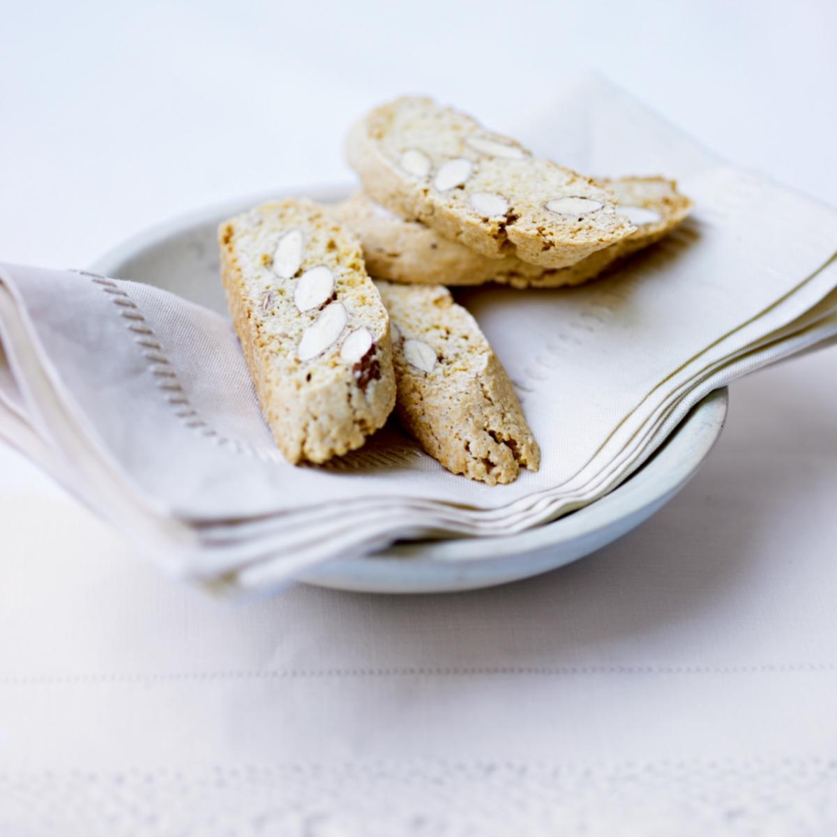 A picture of Delia's Almond Biscotti recipe