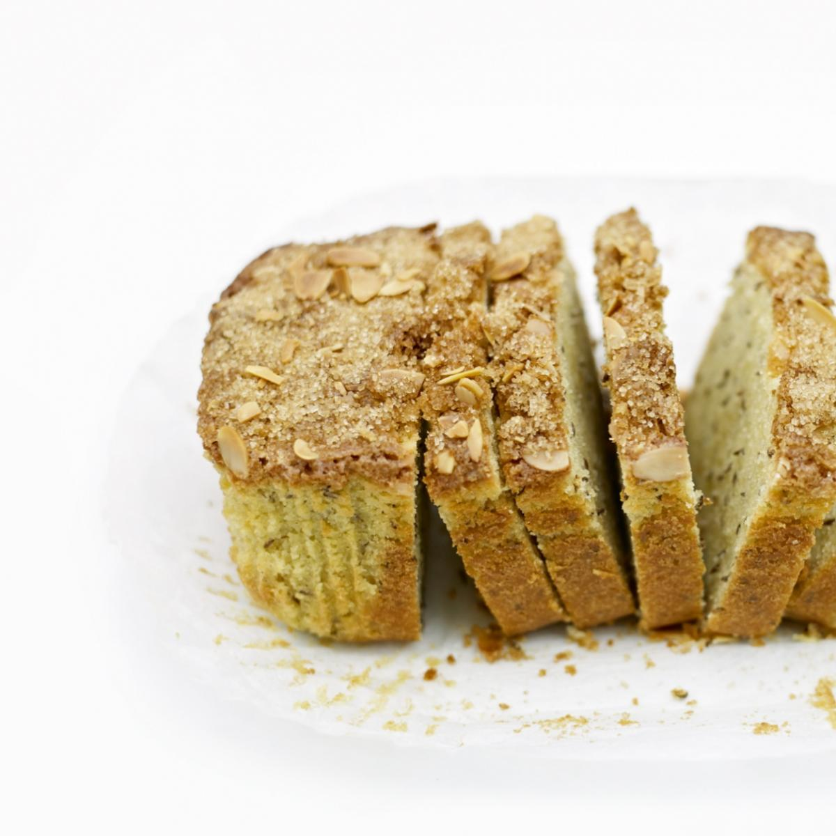 A picture of Delia's Caraway Seed Cake recipe