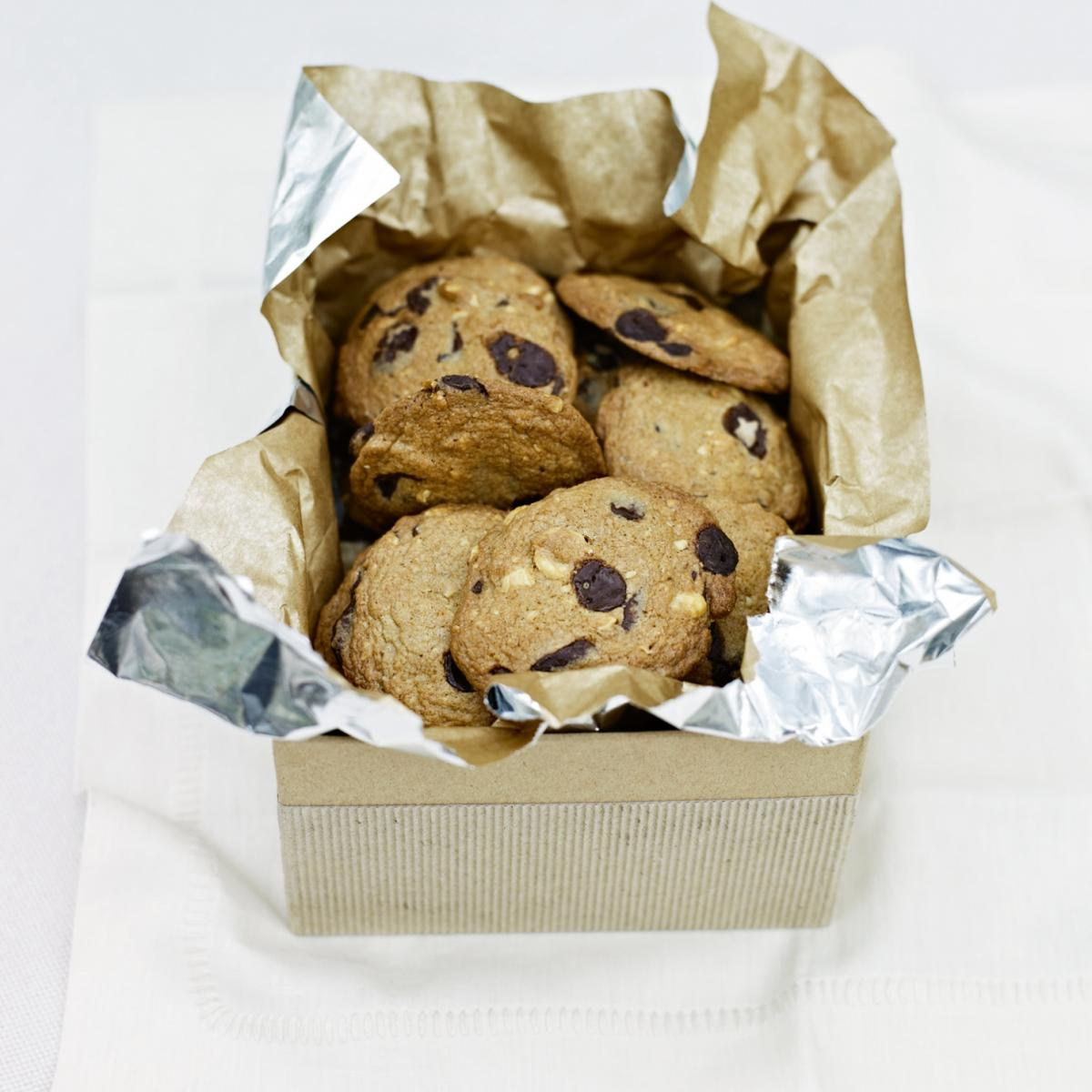 A picture of Delia's Chocolate Chip Cookies recipe